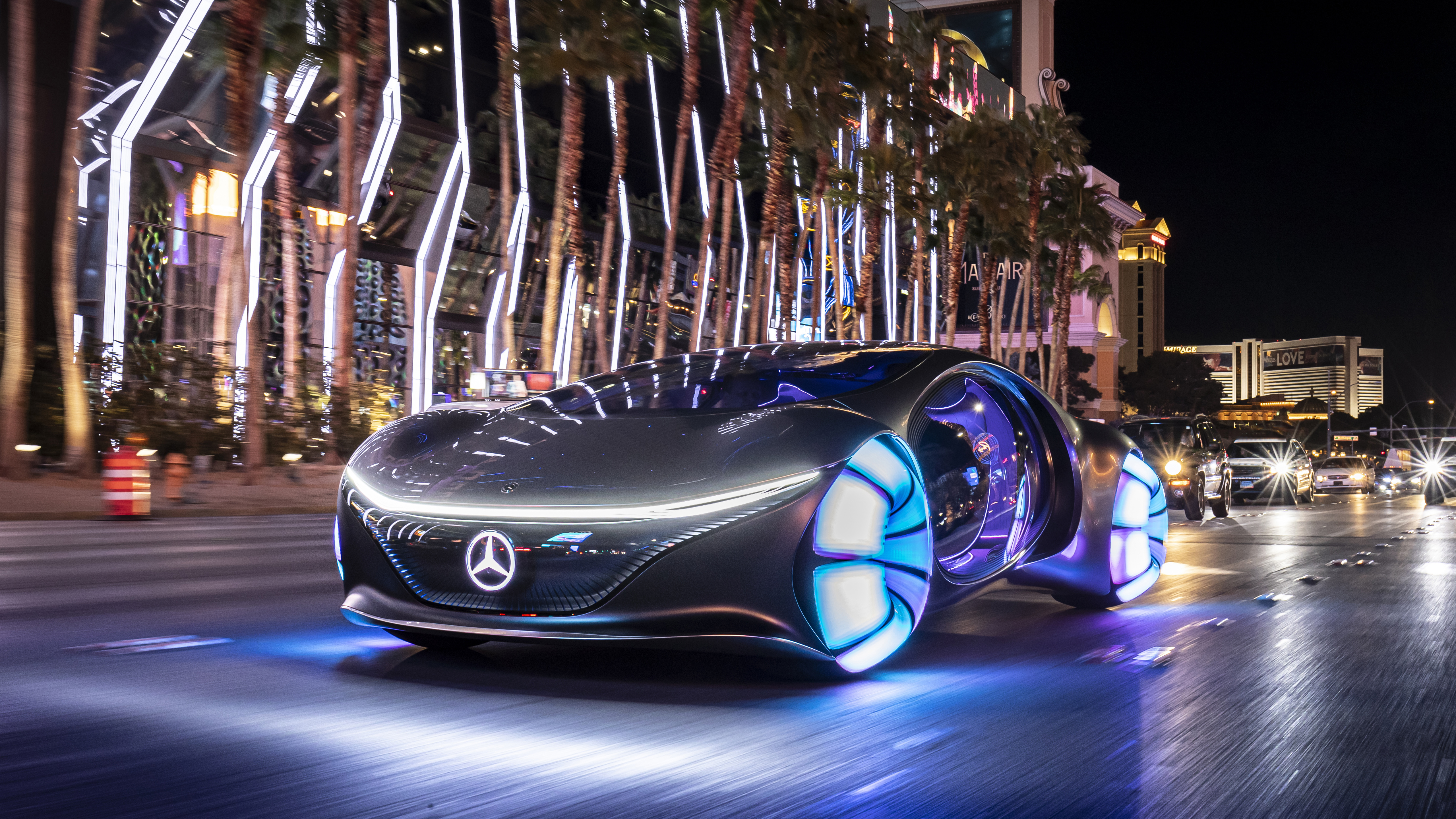 2020 Mercedes-Benz VISION AVTR 5K 5 Wallpaper   HD Car ...