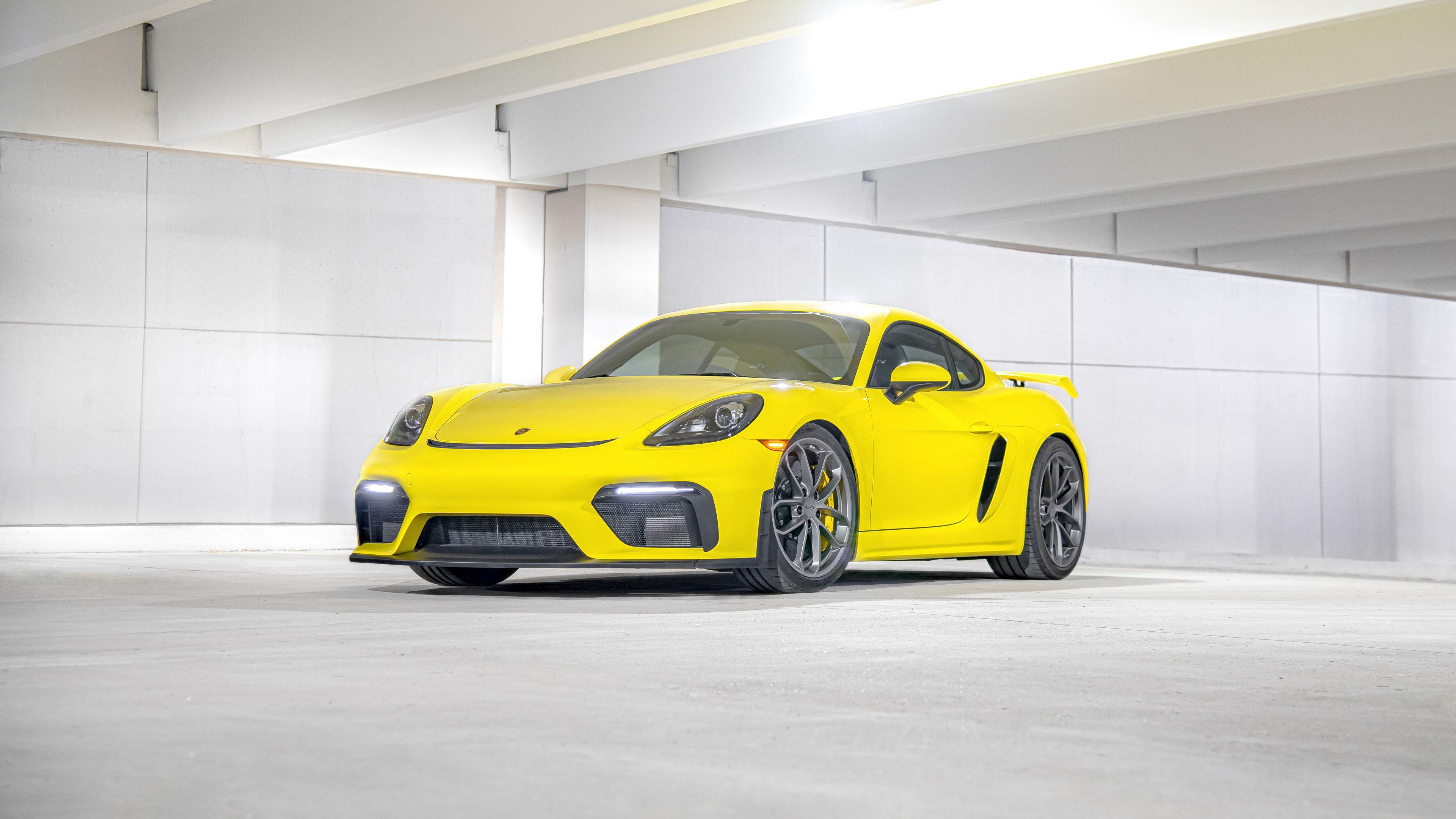 2020 Porsche 718 Cayman Gt4 4k Wallpaper Hd Car Wallpapers Id 14917