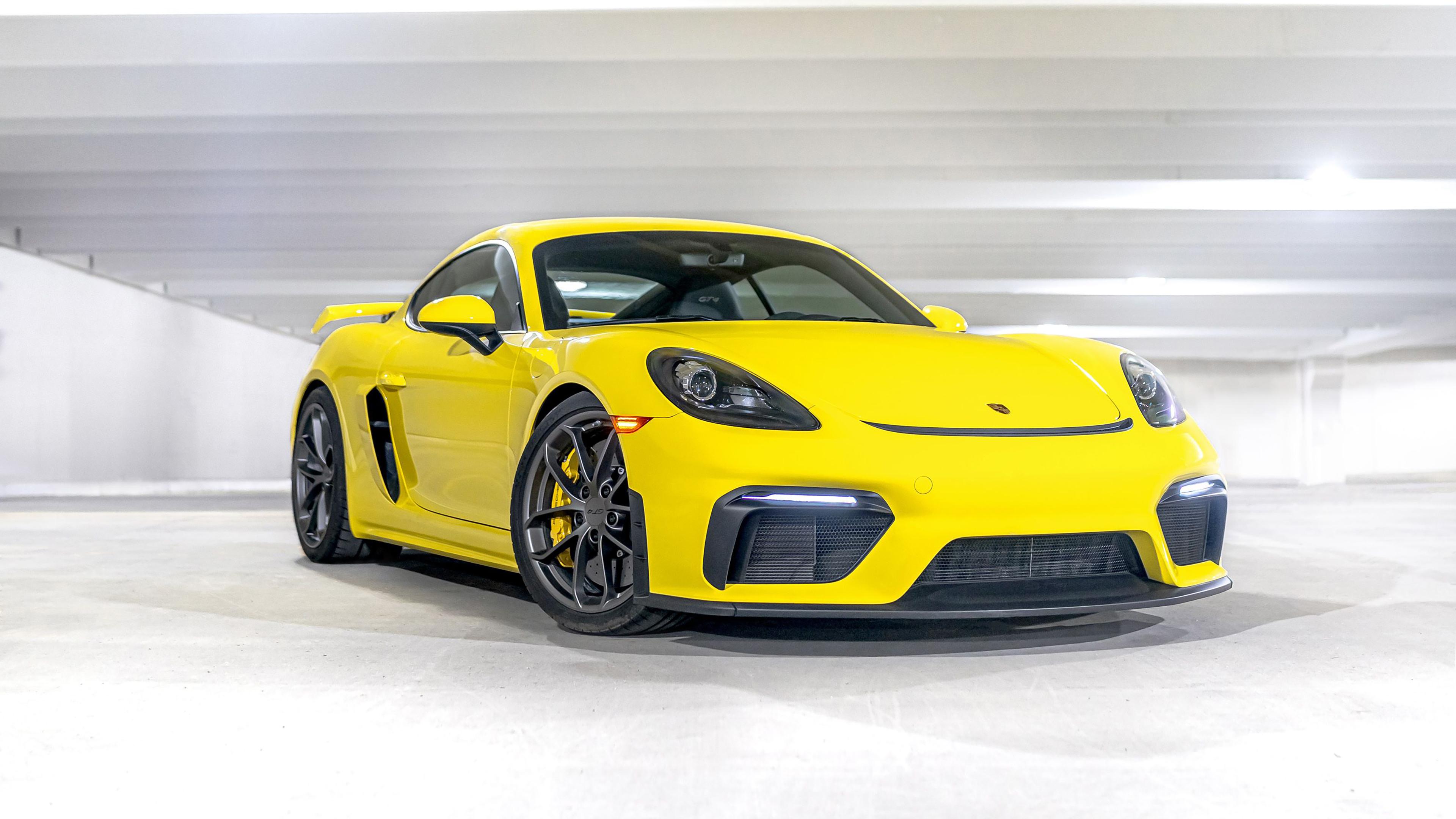 2020 Porsche 718 Cayman Gt4 4k 3 Wallpaper Hd Car Wallpapers Id 14922