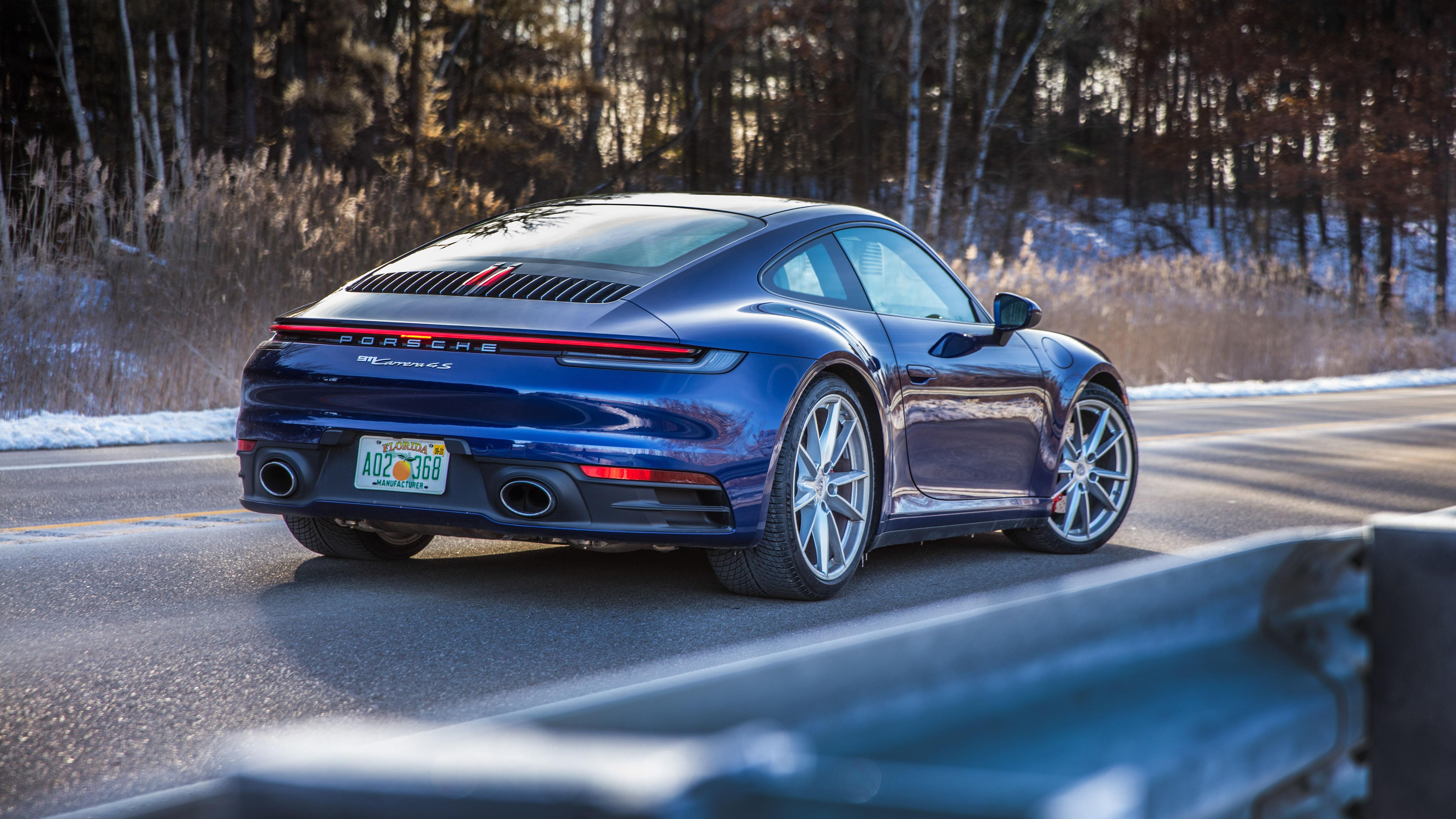 2020 Porsche 911 Carrera 4s 5k 2 Wallpaper Hd Car Wallpapers Id 14092