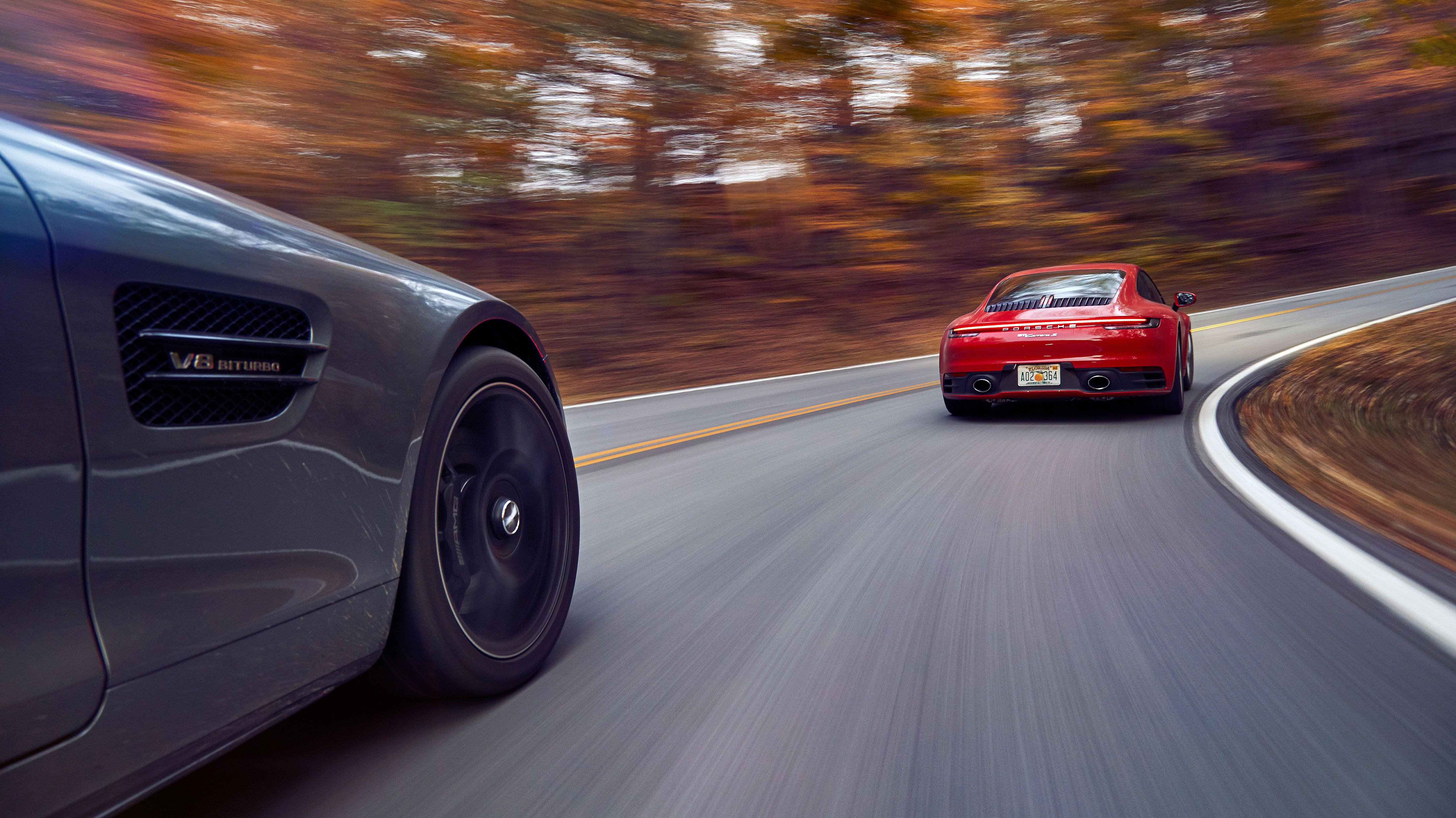 2020 Porsche 911 Carrera S 4k 2 Wallpaper Hd Car Wallpapers Id 14063