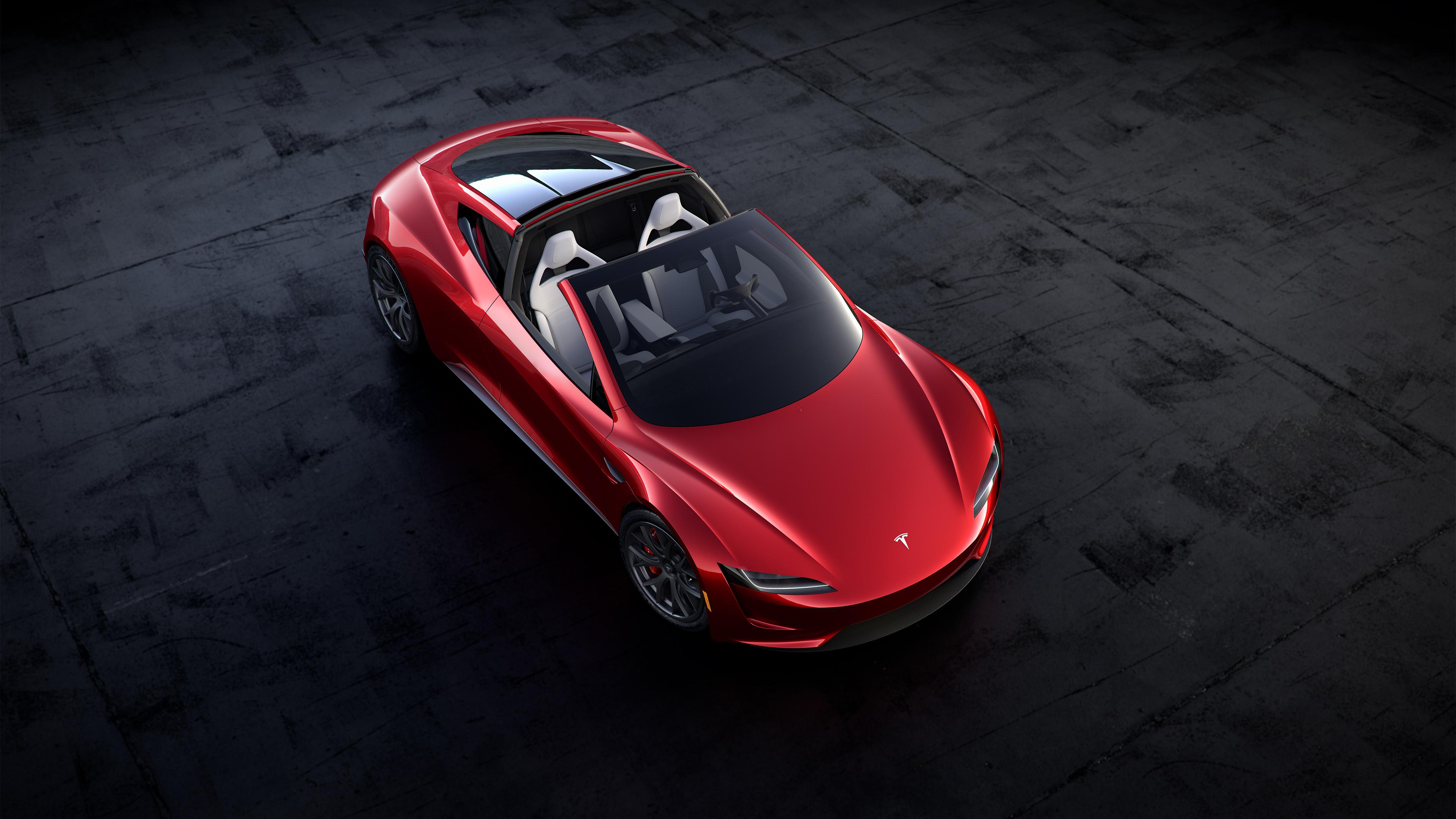 2020 Tesla Roadster 4k Wallpaper Hd Car Wallpapers Id 9108