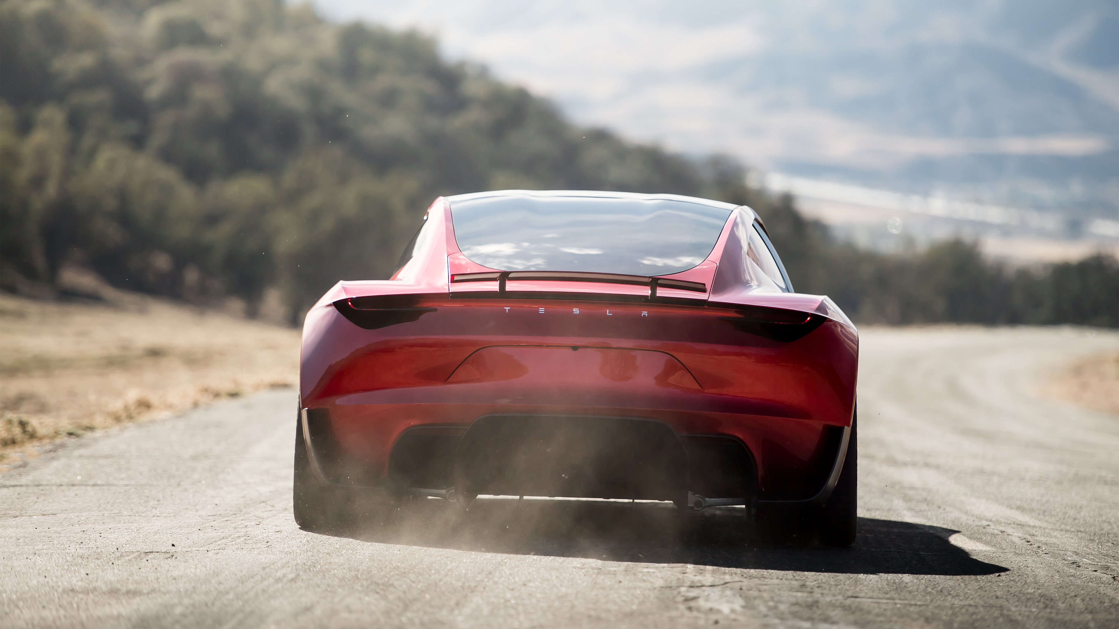 2020 Tesla Roadster 4k 7 Wallpaper Hd Car Wallpapers Id 9109