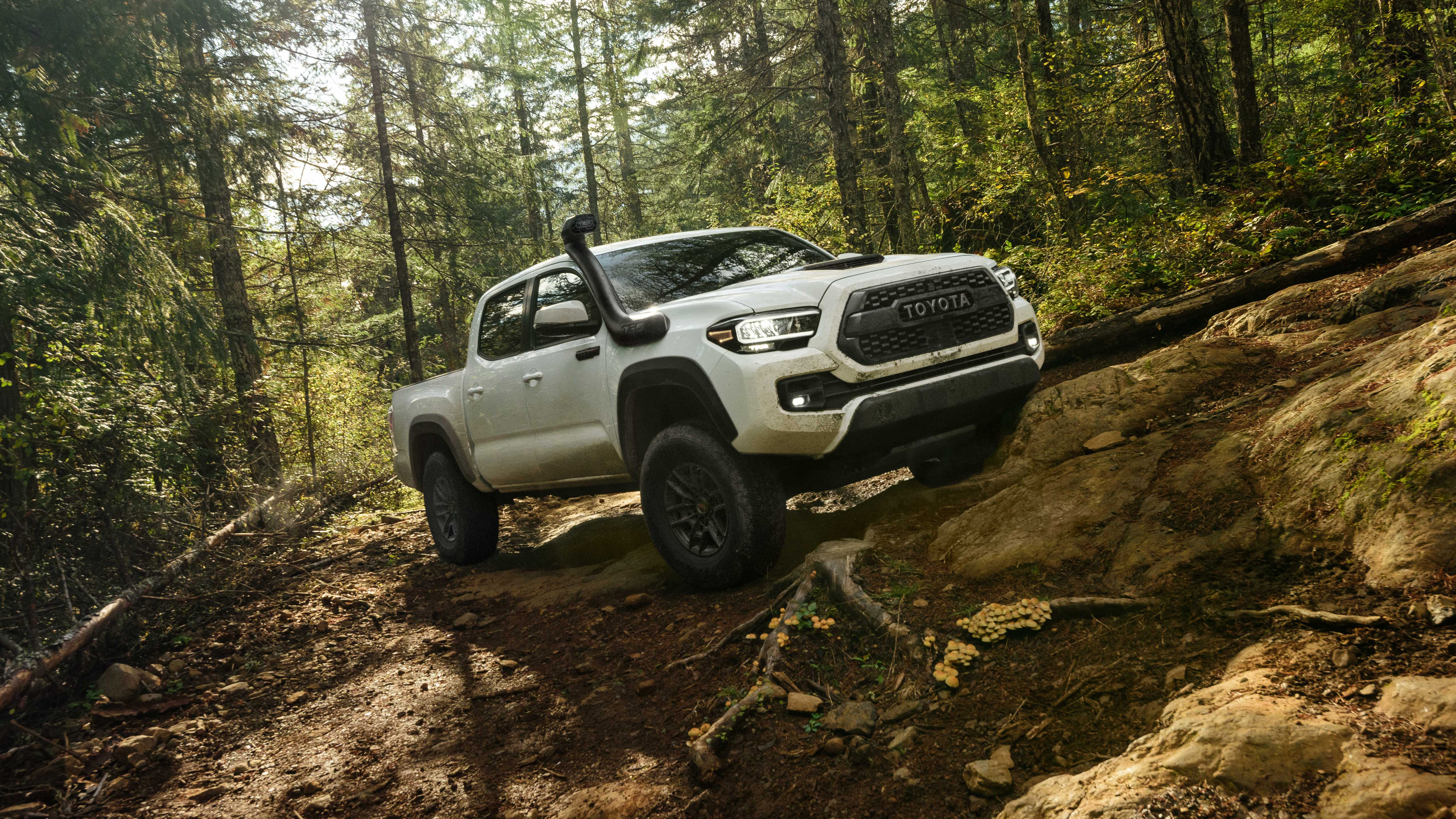 2020 Toyota Tacoma Trd Pro Double Cab 4k 5k Wallpaper Hd Car Wallpapers Id 11985