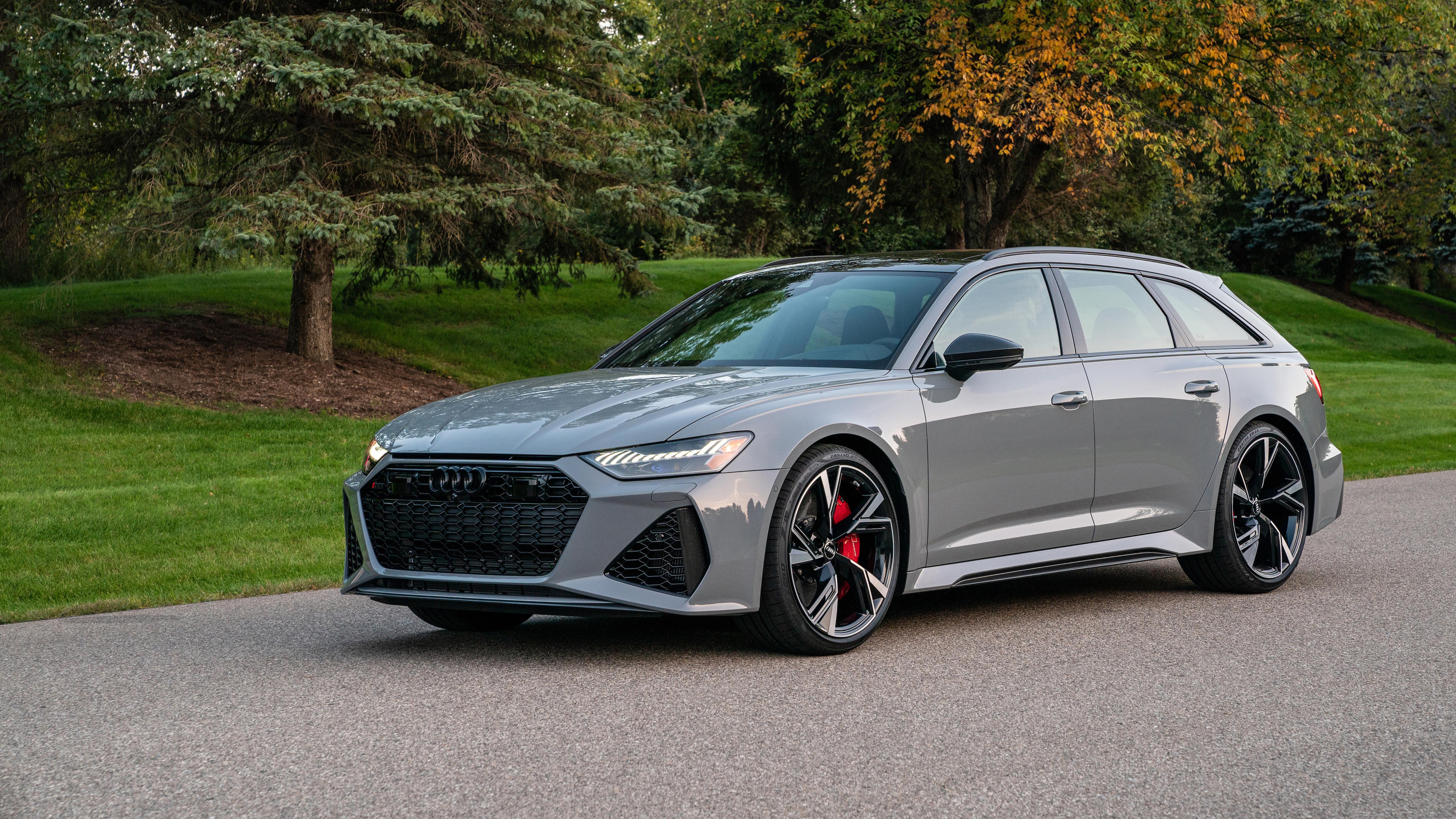 2021 Audi RS 6 Avant 5K Wallpaper   HD Car Wallpapers   ID ...