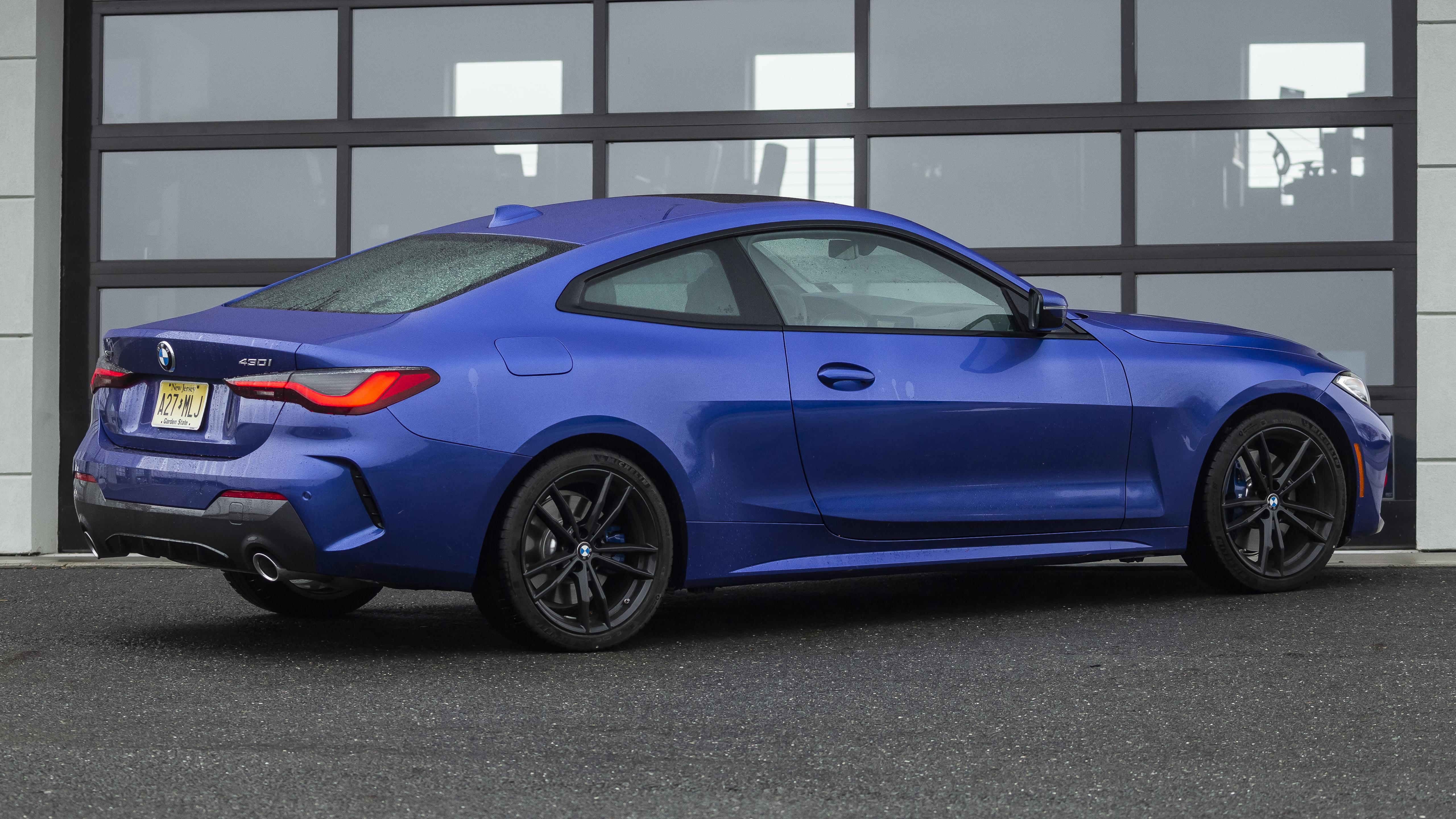 2021 bmw 430i xdrive coupé m sport 5k 2 wallpaper | hd car