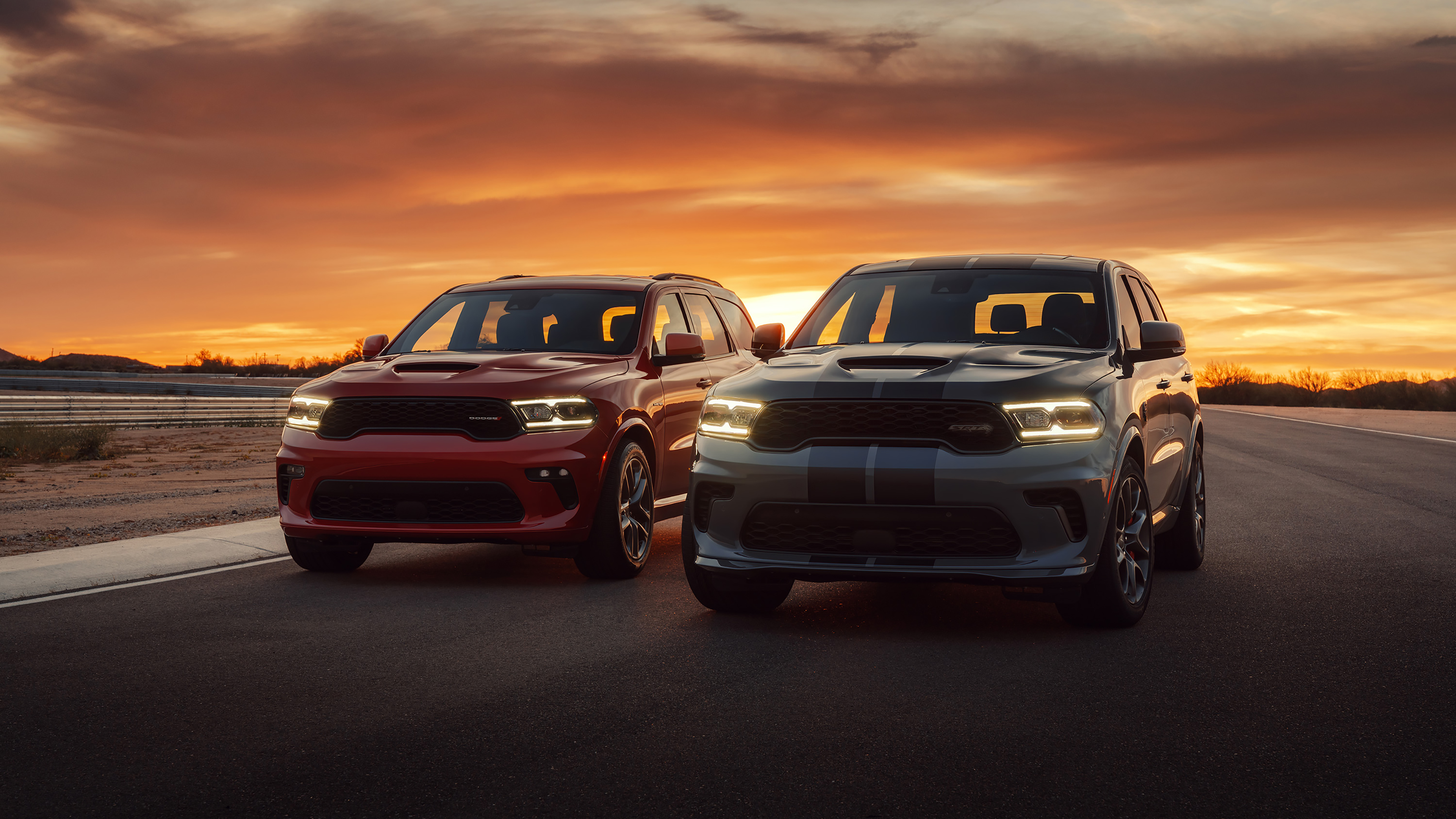 2021 Dodge Durango 4k Wallpaper Hd Car Wallpapers Id 15184