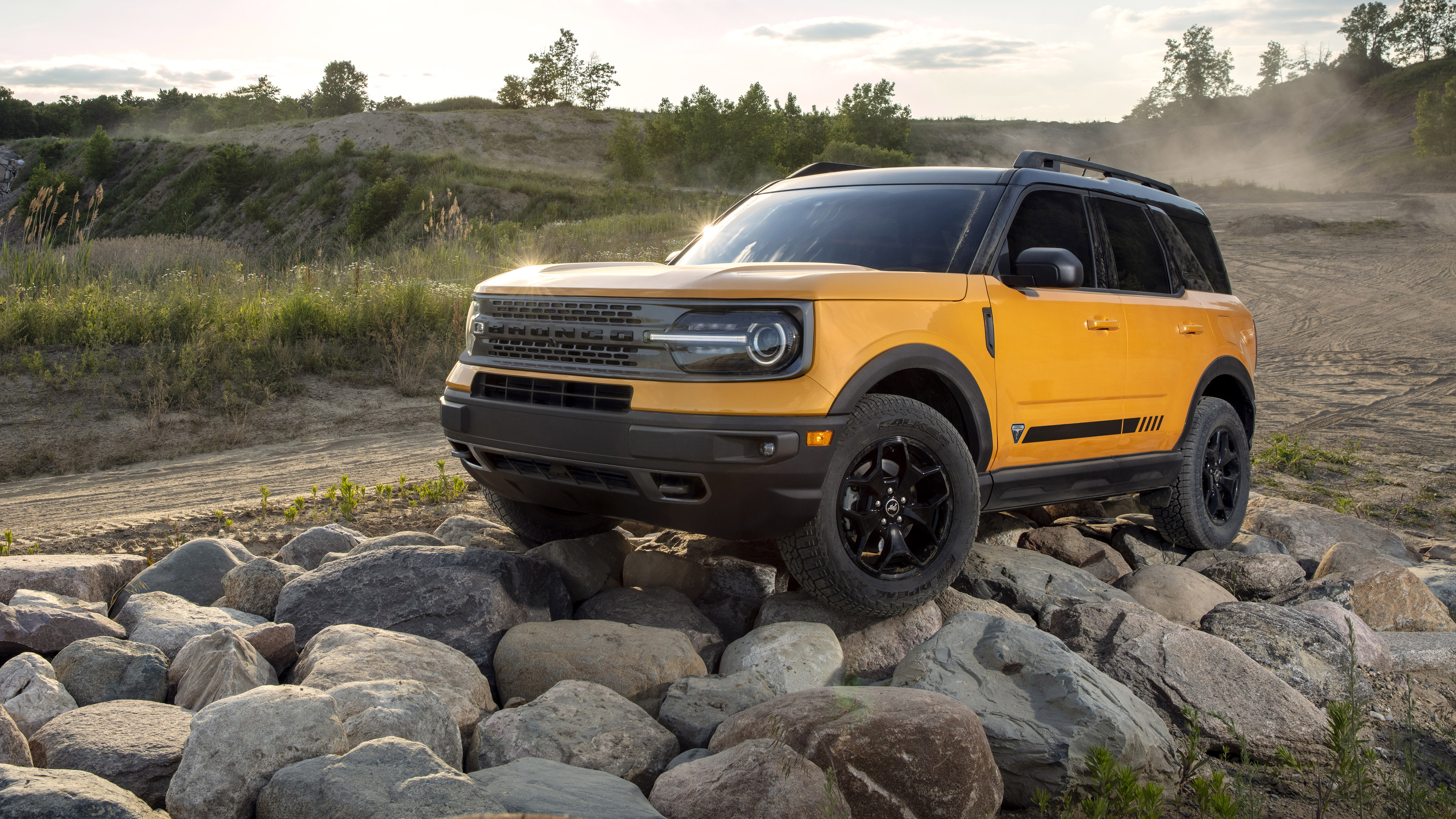 2021 Ford Bronco Sport First Edition 5k Wallpaper