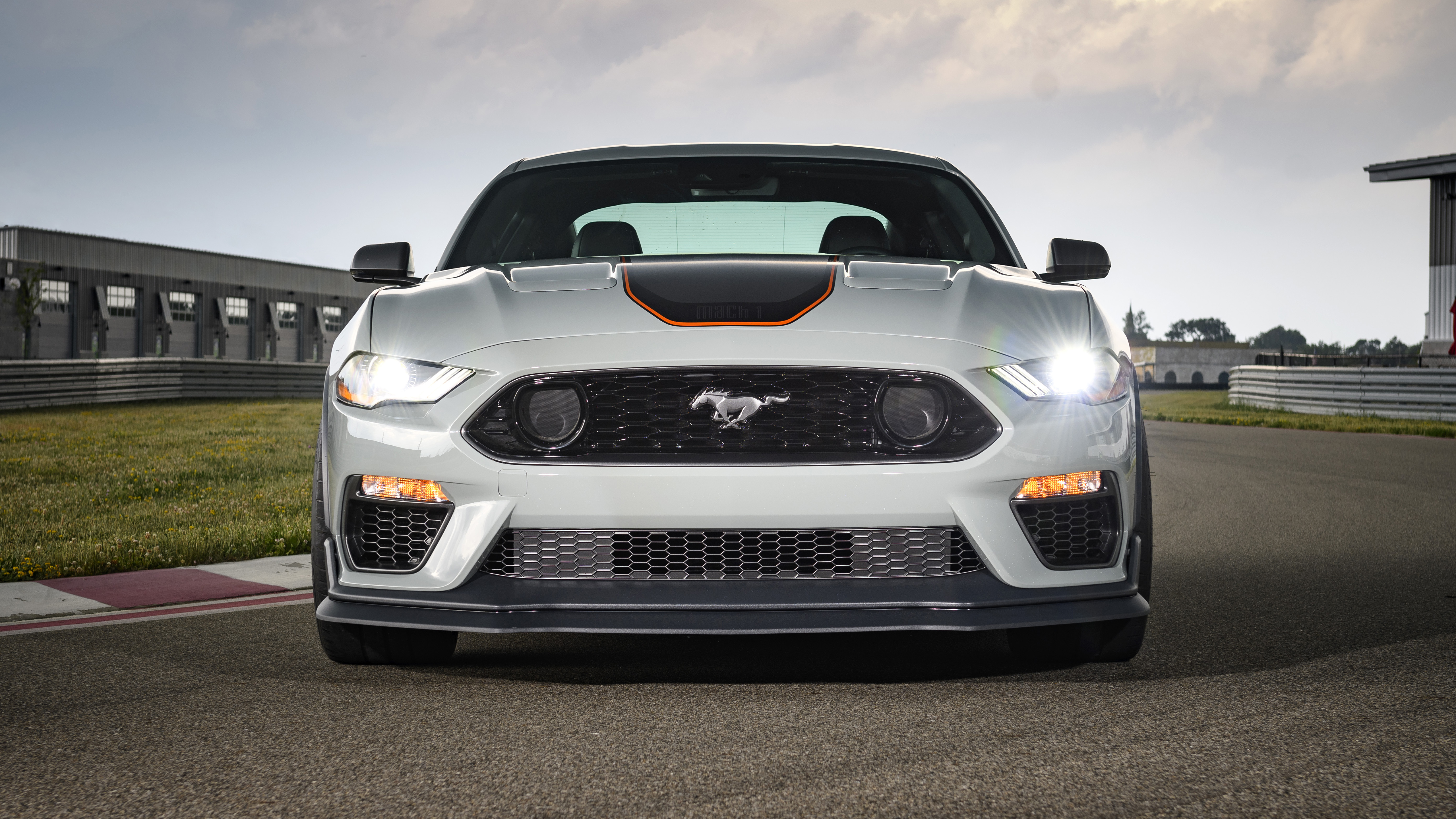 2021 Ford Mustang Mach 1 Gt