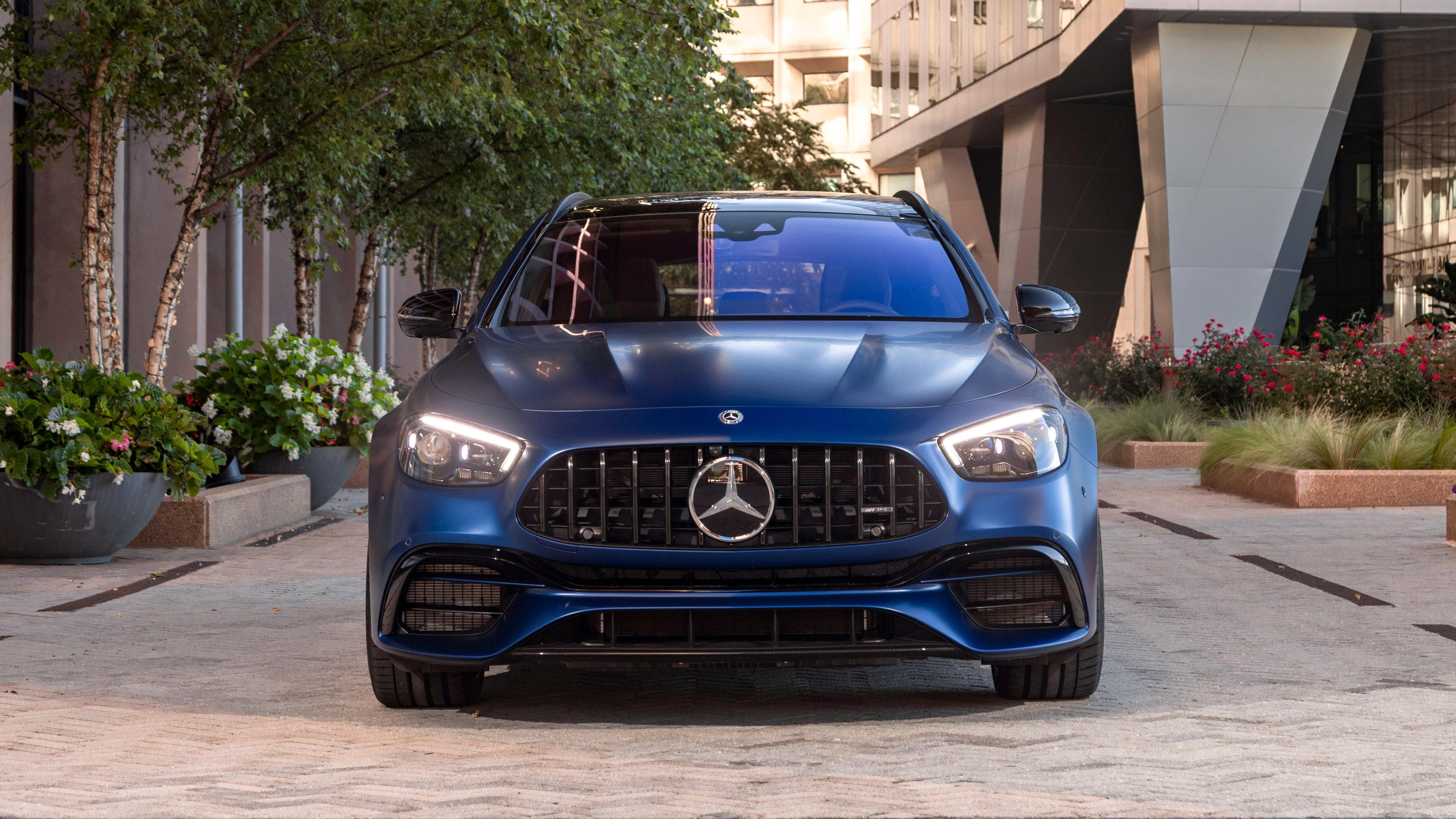 2021 Mercedes-AMG E 63 S 4MATIC+ Estate 5K 2 Wallpaper ...