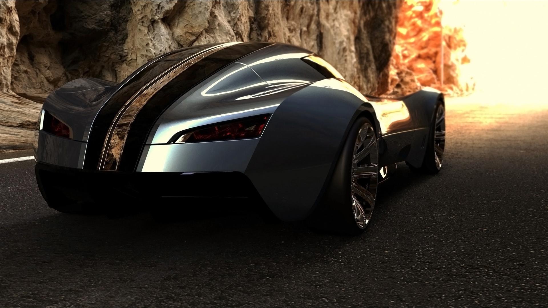 Bugatti aerolithe - photo#17