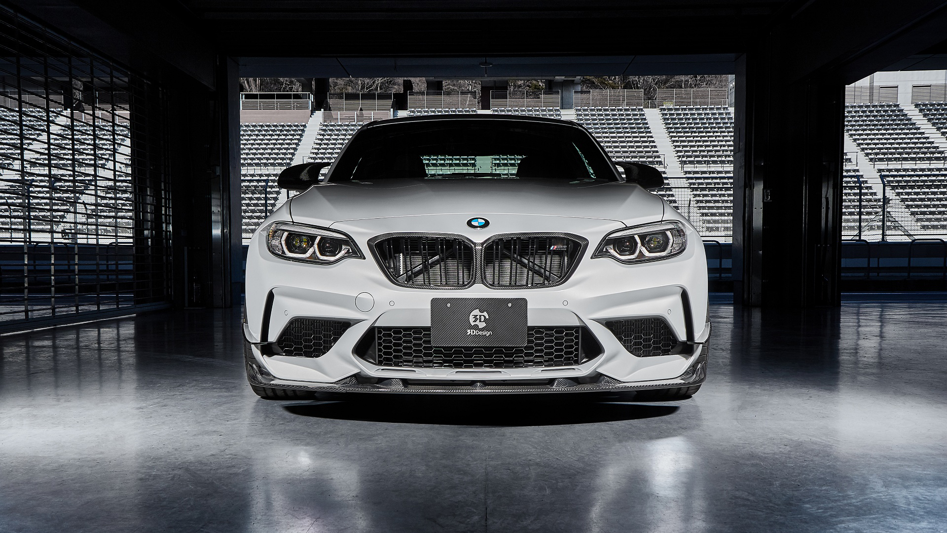3D Design BMW M2 Competition 2019 Wallpaper | HD Car ...