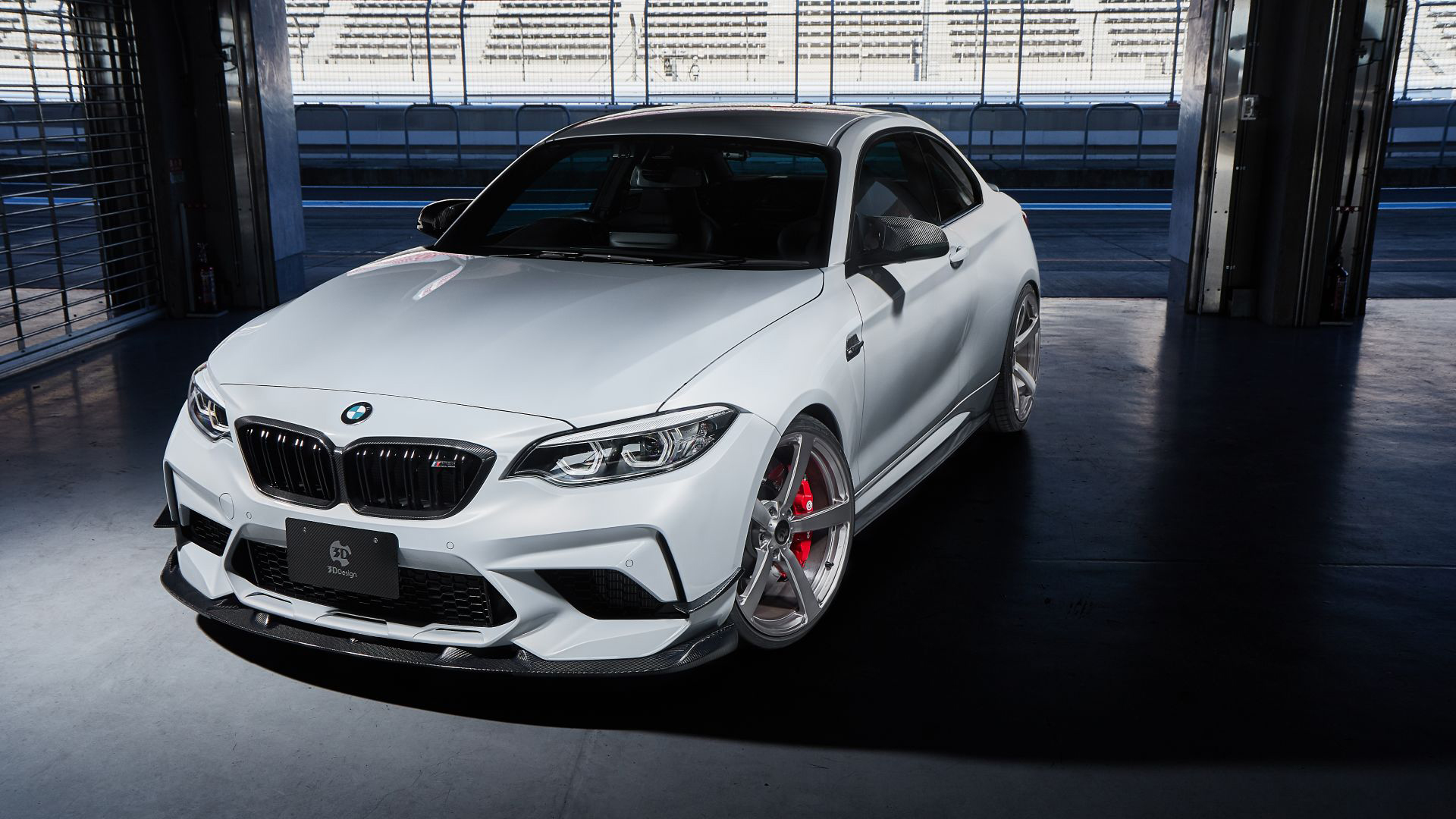 3d Design Bmw M2 Competition 2019 2 Wallpaper Hd Car Wallpapers