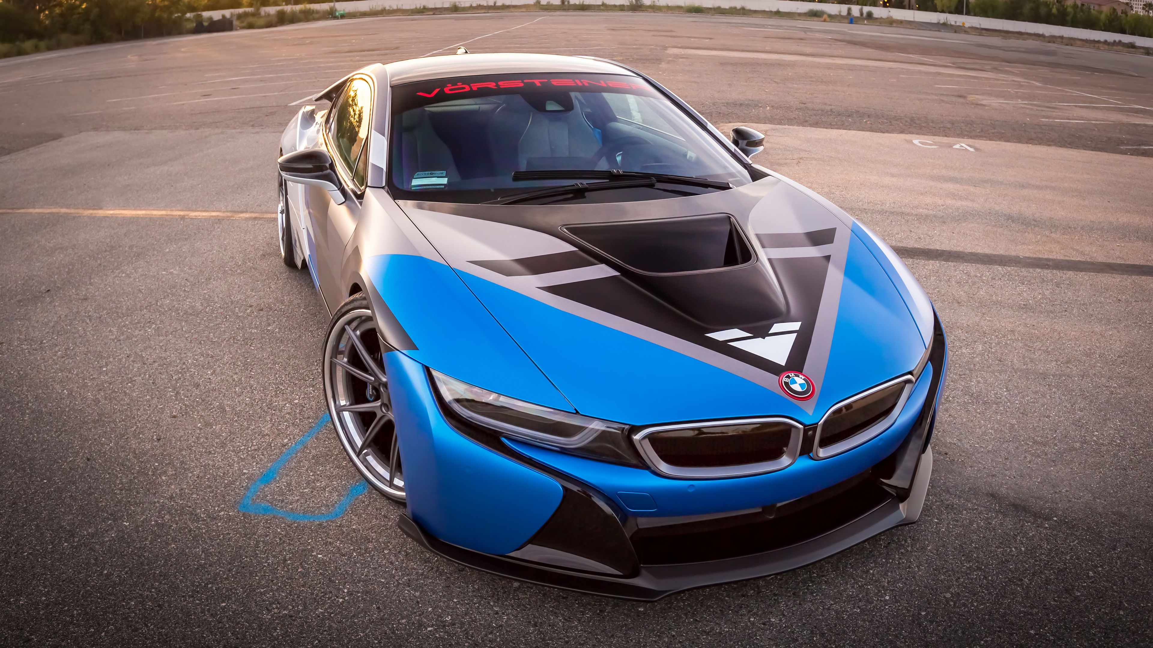 4k Vorsteiner Bmw I8 Vr E Wallpaper Hd Car Wallpapers Id 6545