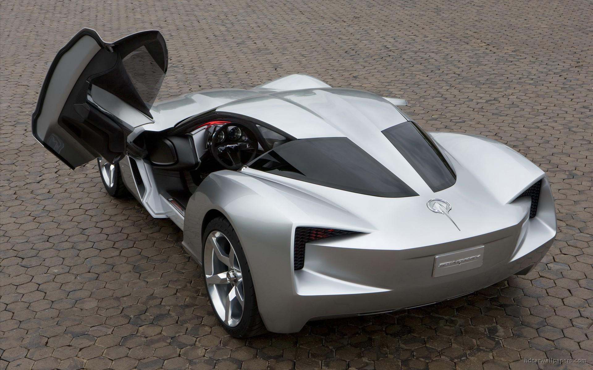 50th Anniversary Corvette Stingray Concept Wallpaper Hd
