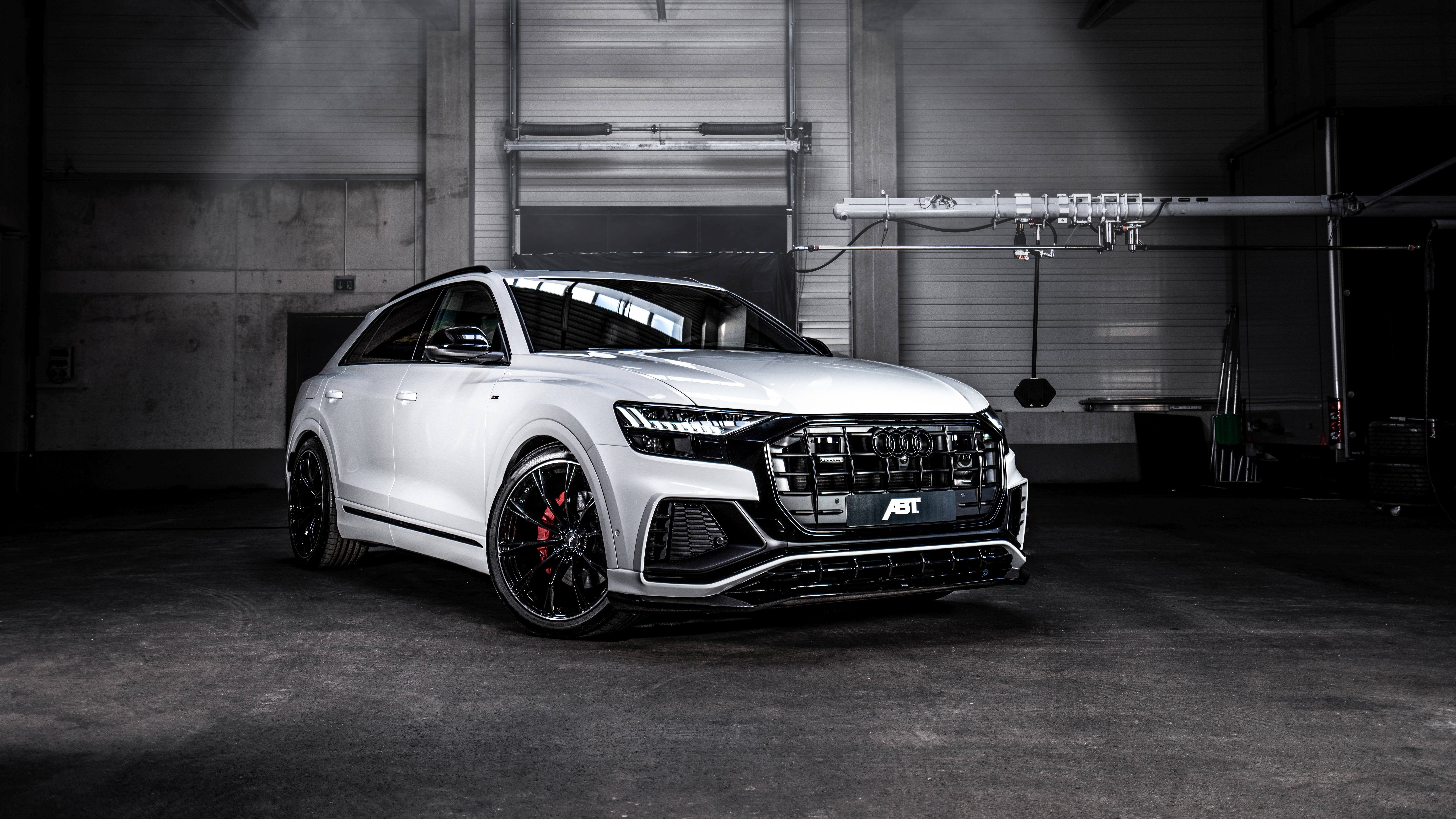 ABT Audi Q8 2019 4K 8K Wallpaper | HD Car Wallpapers | ID ...