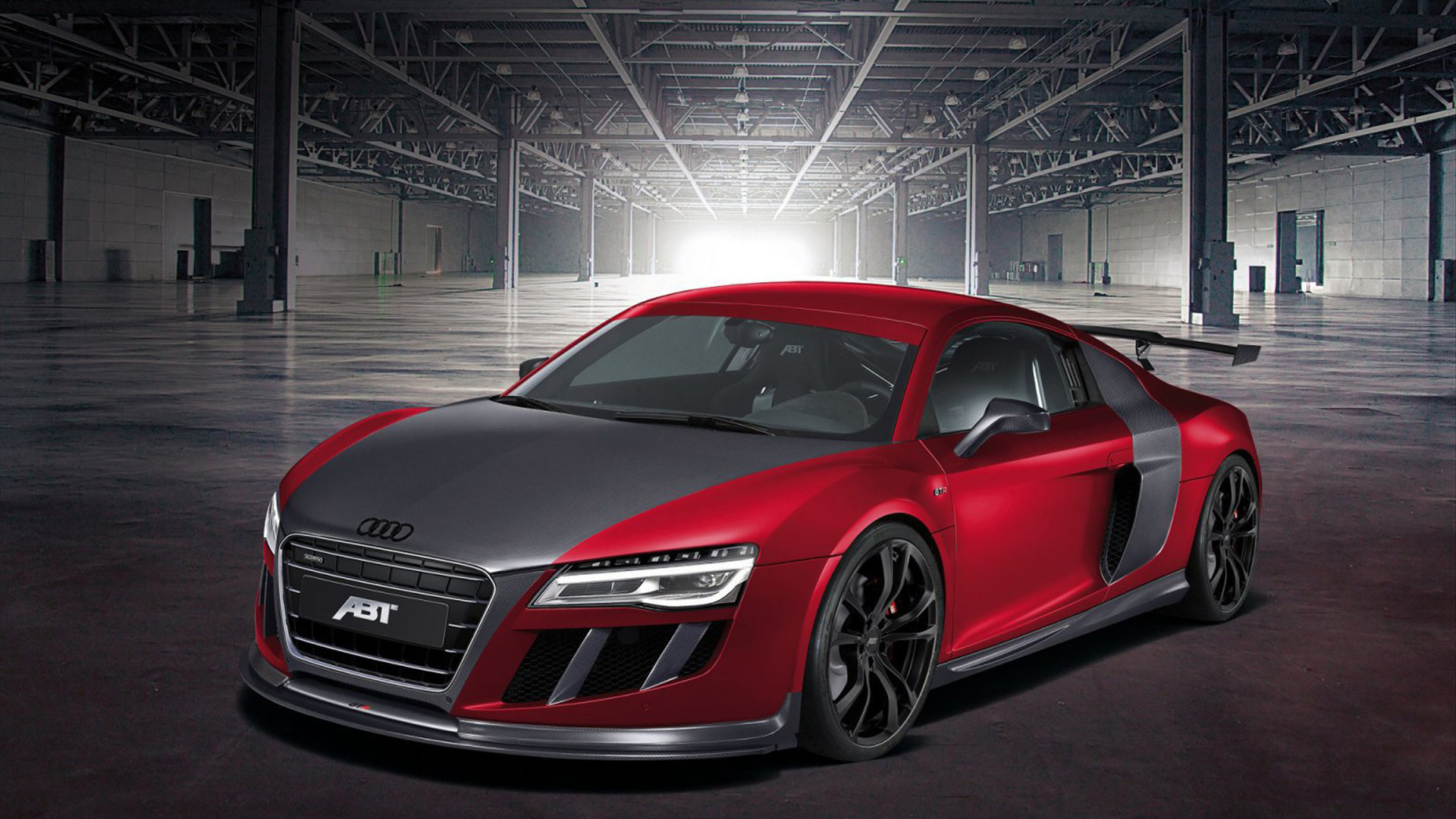 ABT Audi R8 GTR 2013 Wallpaper