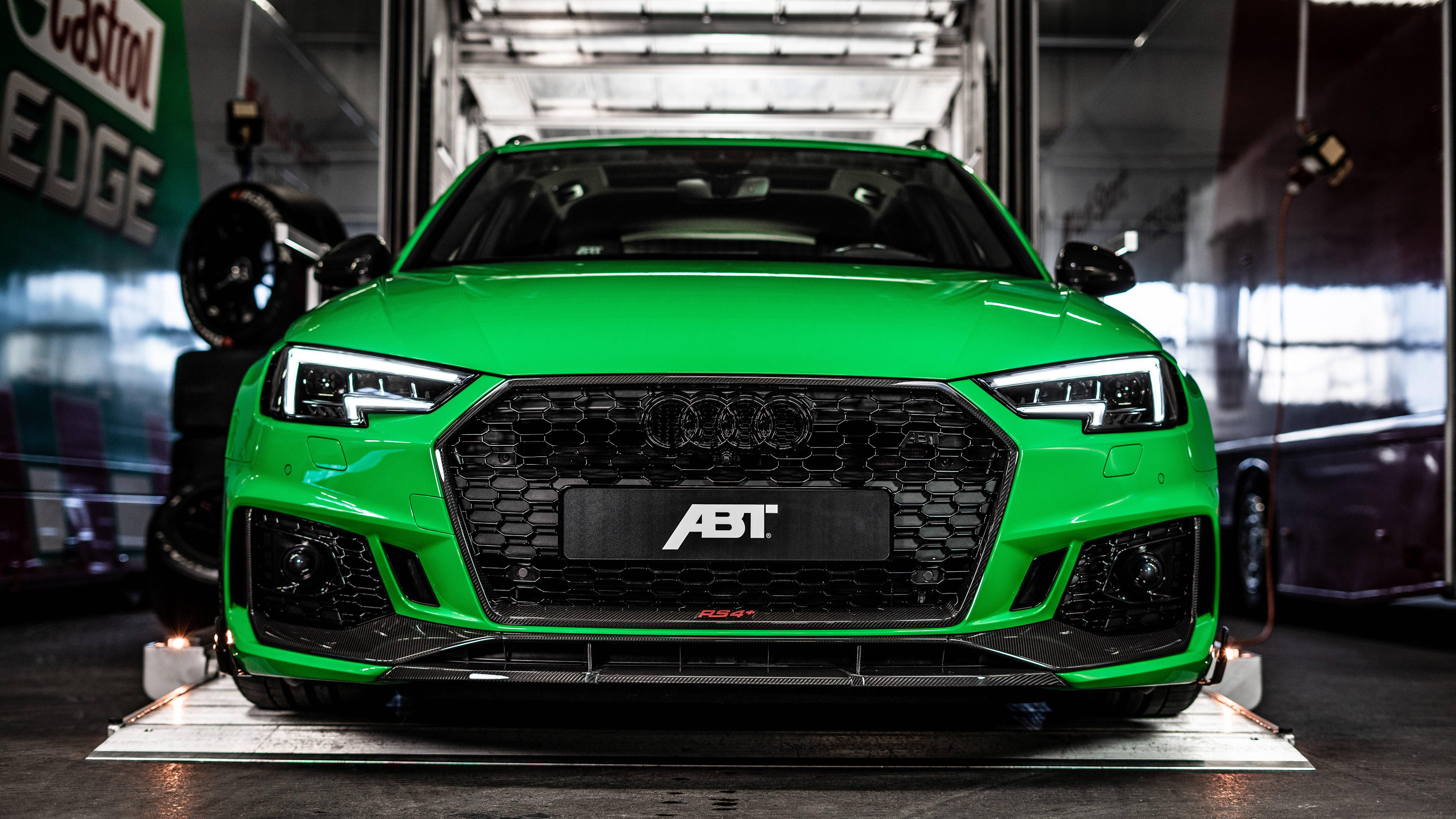 Abt Audi Rs4 2019 4k 2 Wallpaper Hd Car Wallpapers Id 12162