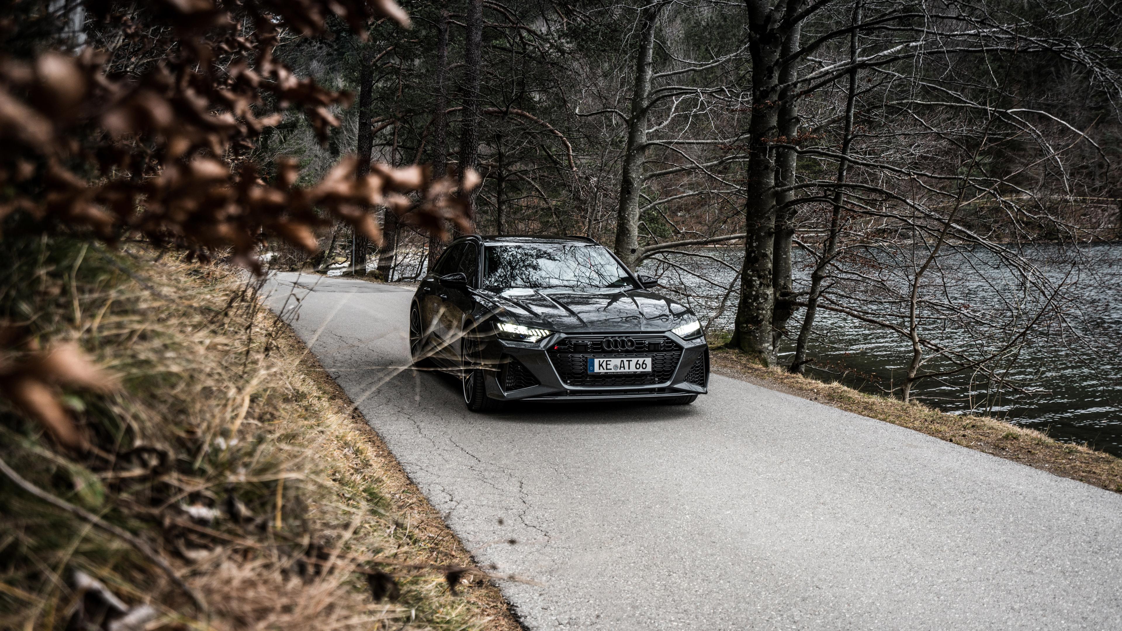 Abt Audi Rs 6 Avant 2020 4k Wallpaper Hd Car Wallpapers Id 14165