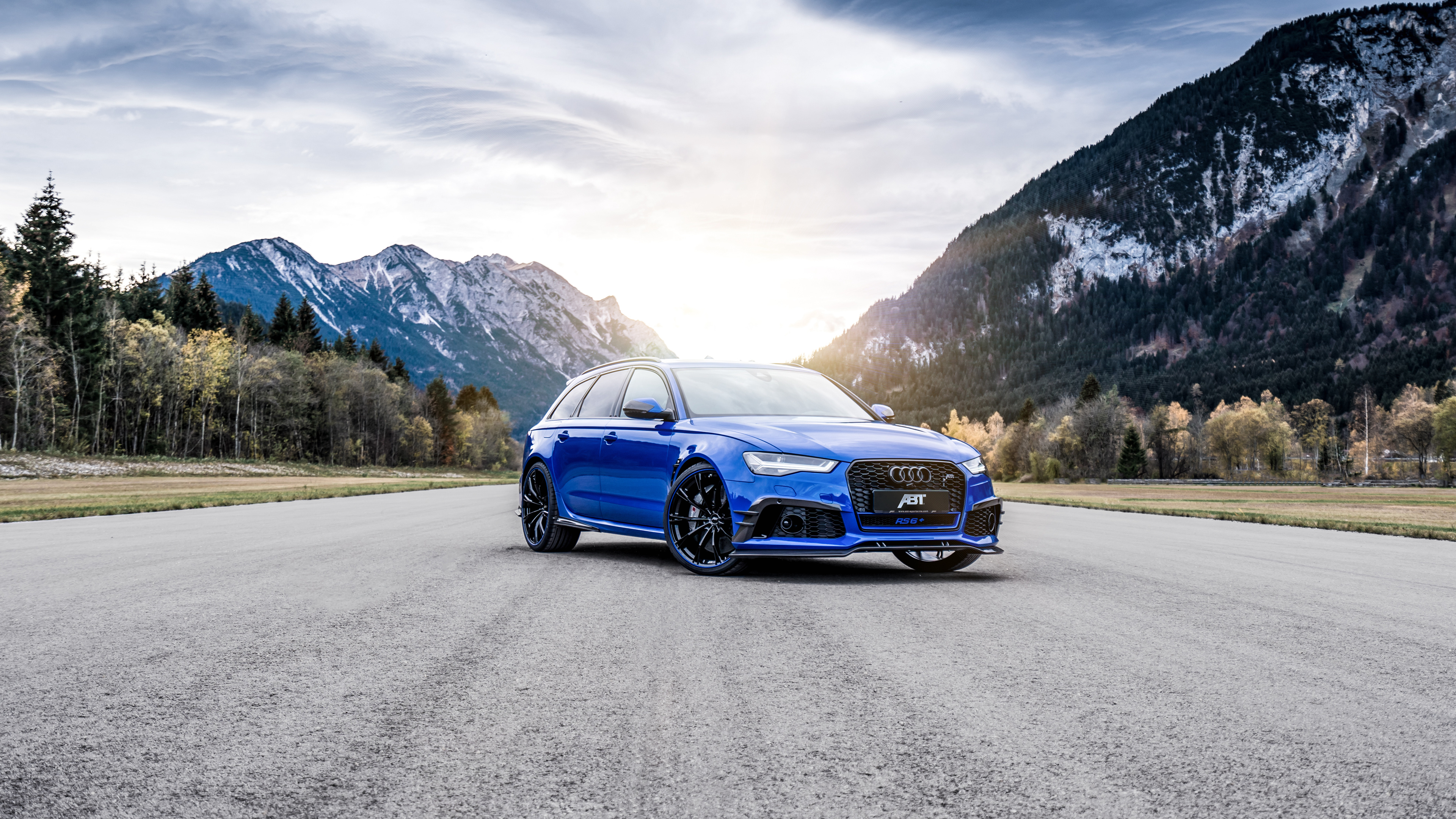 Abt Audi Rs 6 Nogaro Edition 4k Wallpaper Hd Car