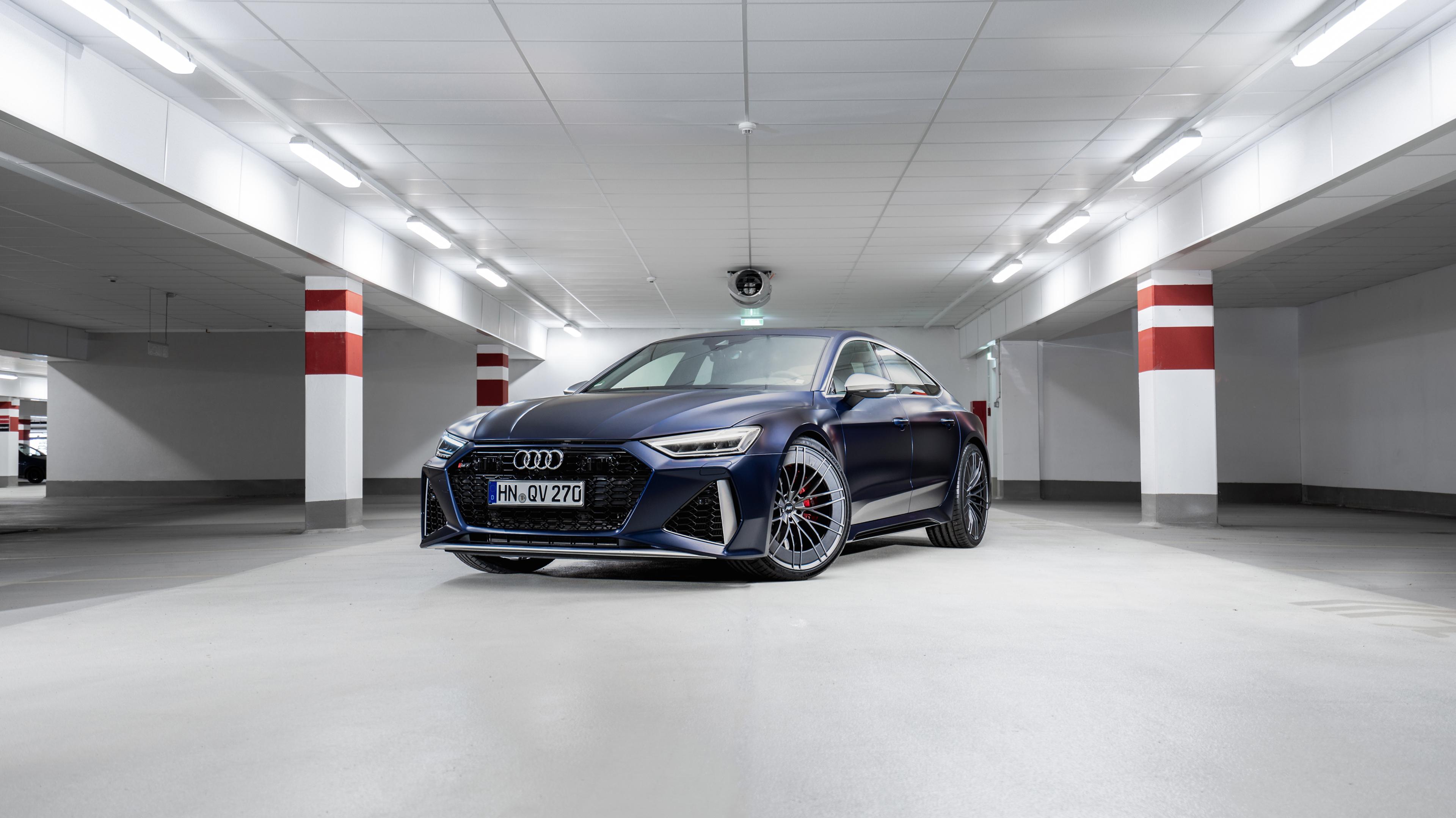 Abt Audi Rs 7 Sportback 2020 4k Wallpaper Hd Car Wallpapers Id 14171