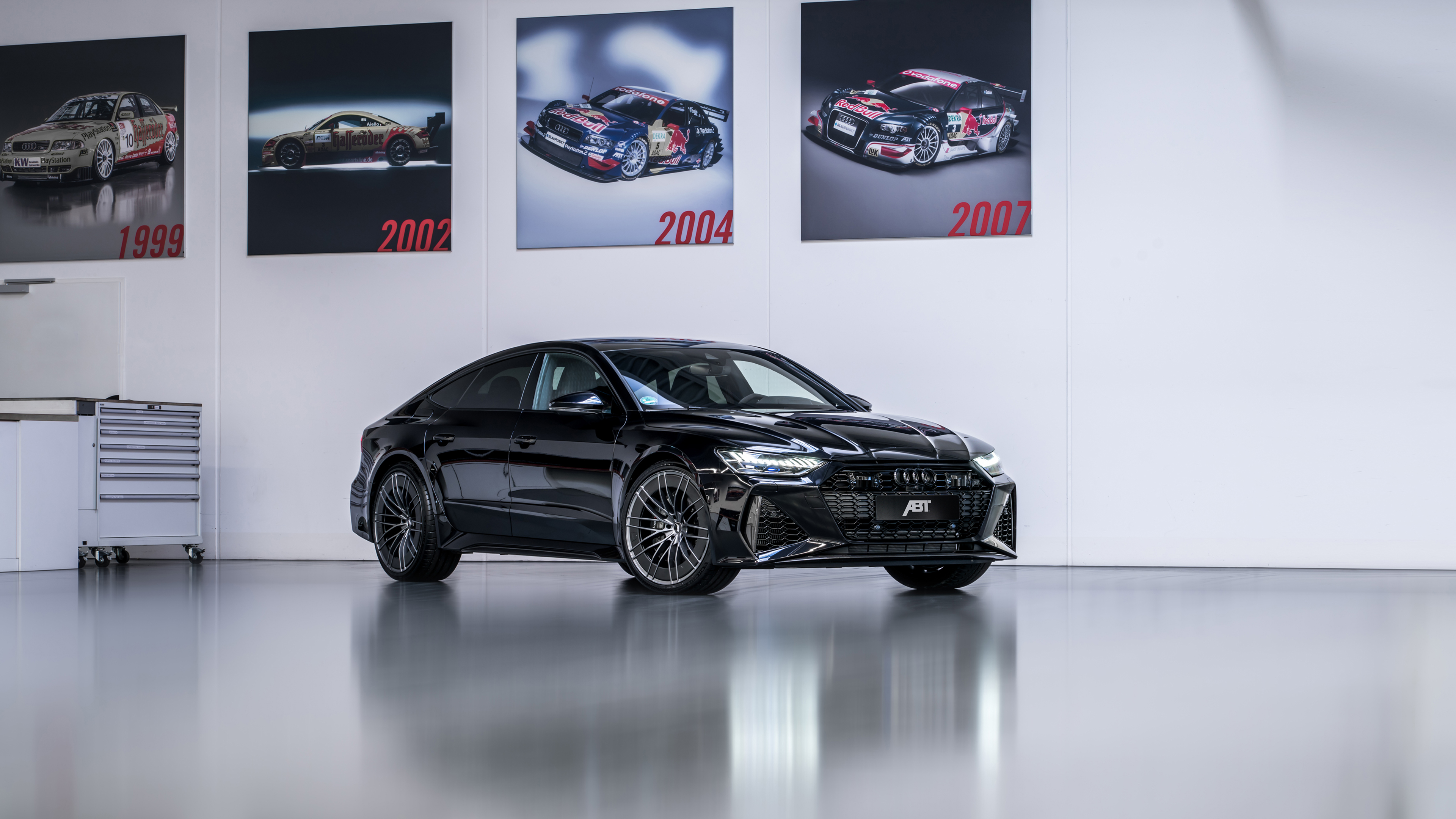 Abt Audi Rs 7 Sportback 2020 4k 3 Wallpaper Hd Car Wallpapers Id 14164