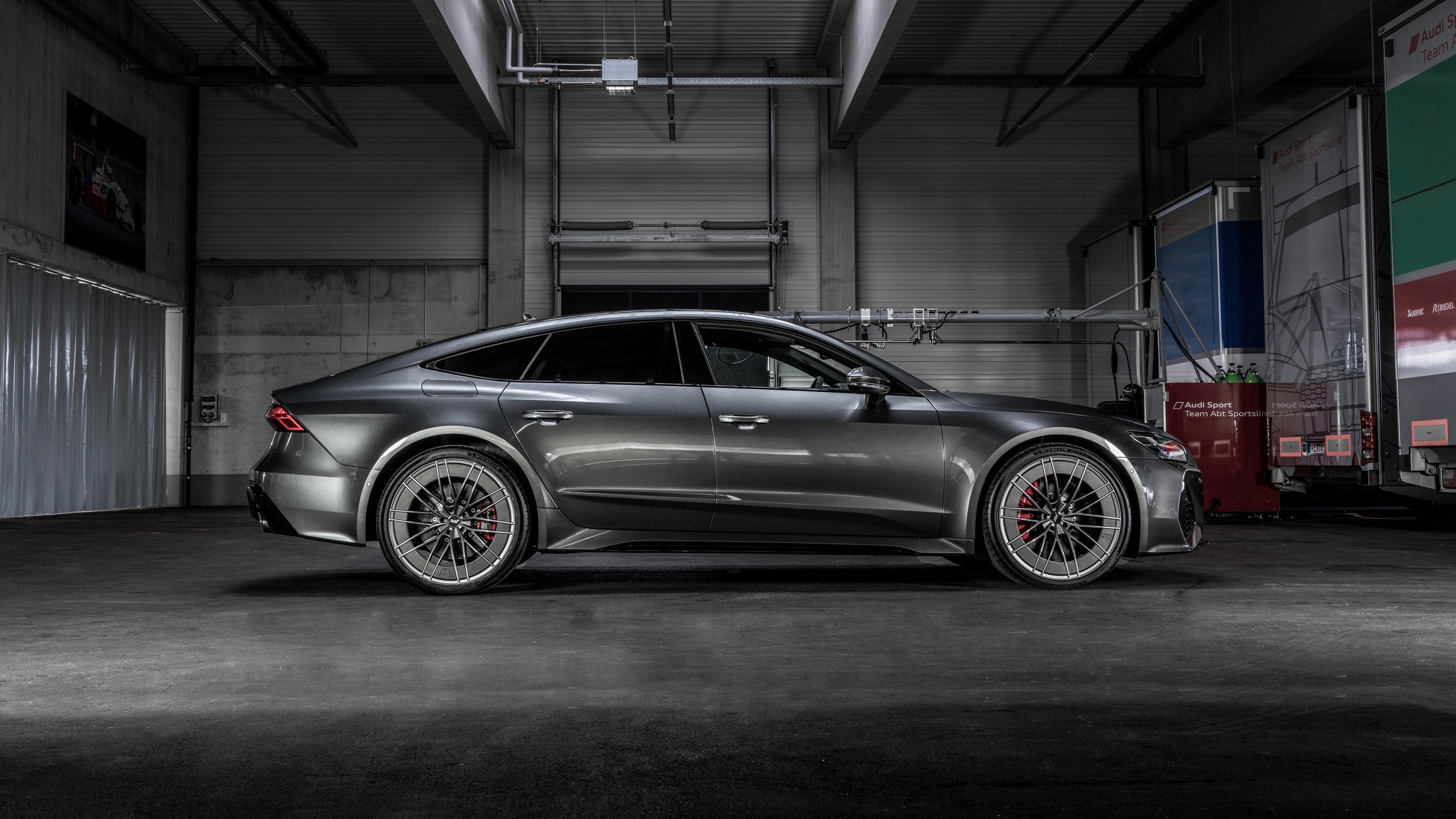 Abt Audi Rs 7 Sportback 2020 4k 2 Wallpaper Hd Car Wallpapers Id 14241