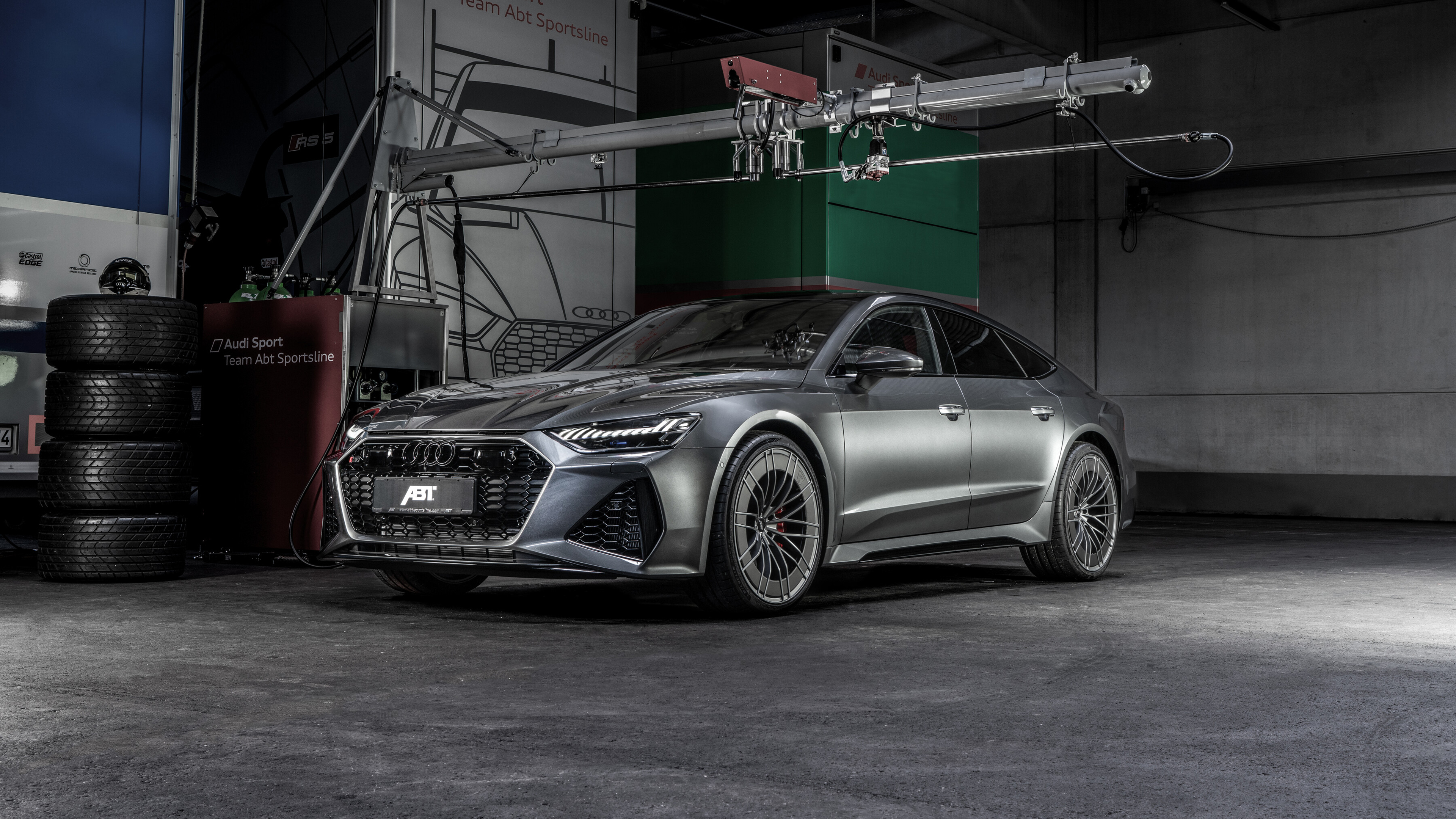 Supercars Gallery Abt Audi Rs 7 Sportback 2020 4k Wallpapers