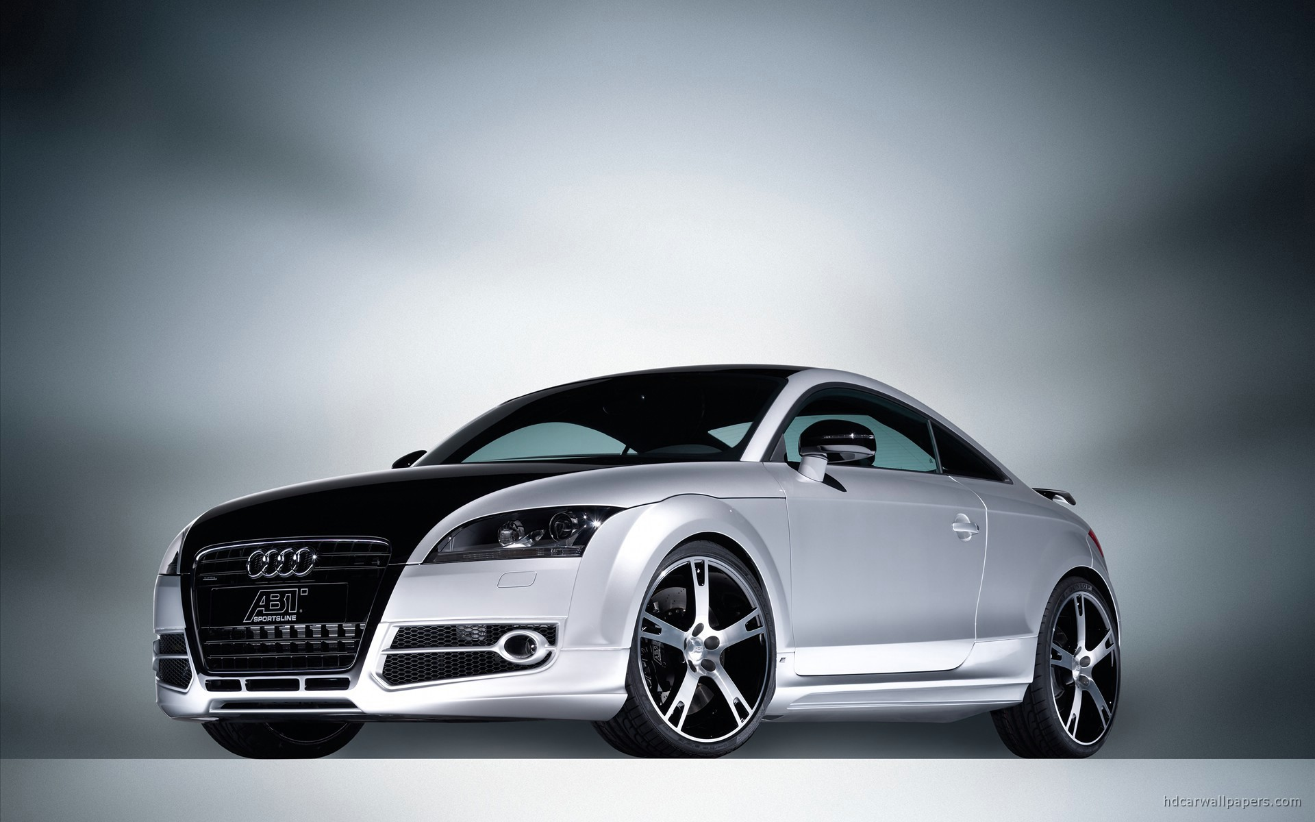 abt audi tt r 2007 wallpaper hd car wallpapers id 98. Black Bedroom Furniture Sets. Home Design Ideas