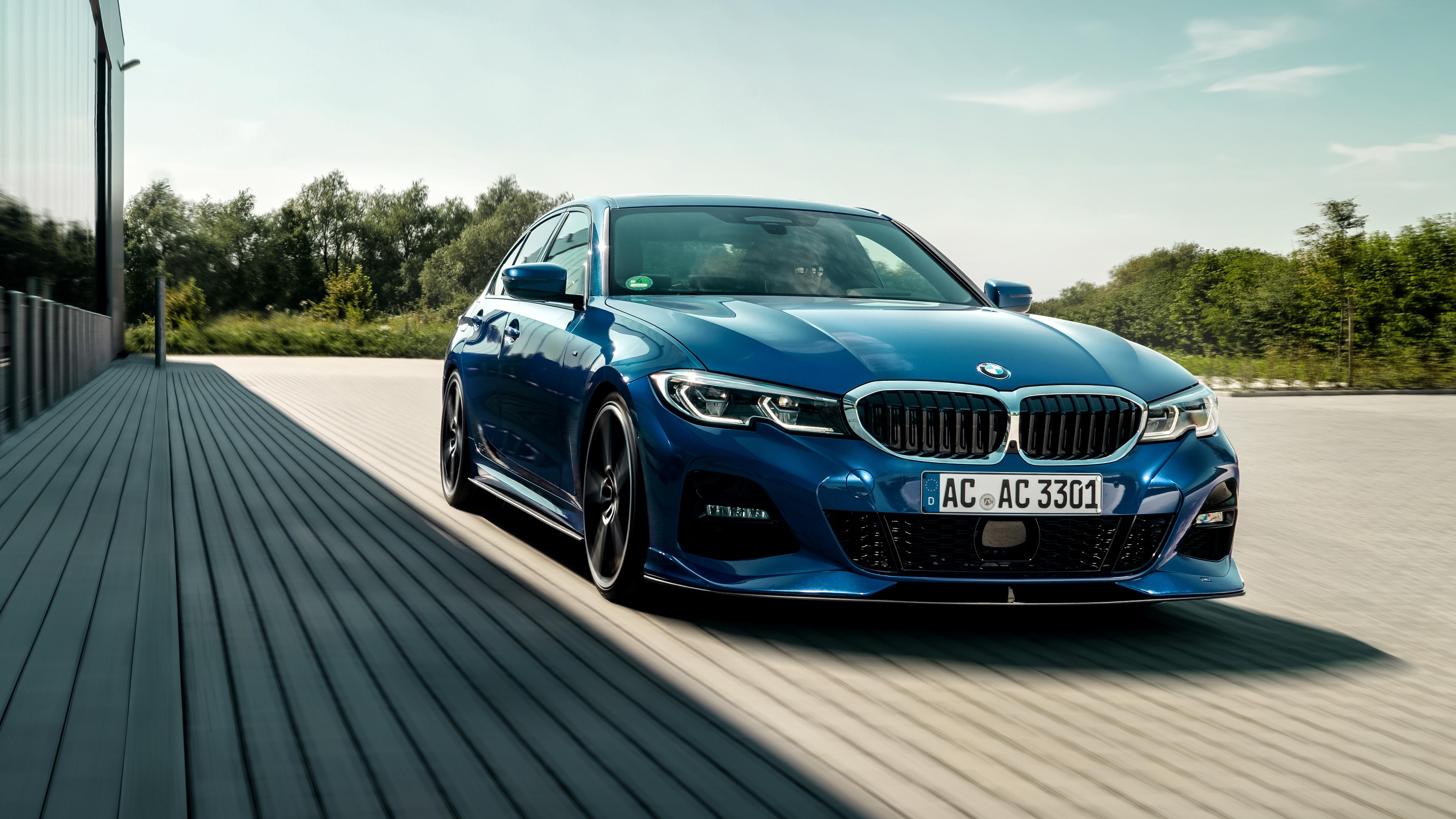AC Schnitzer BMW 3 Series Sedan M Sport 2019 4K Wallpaper ...