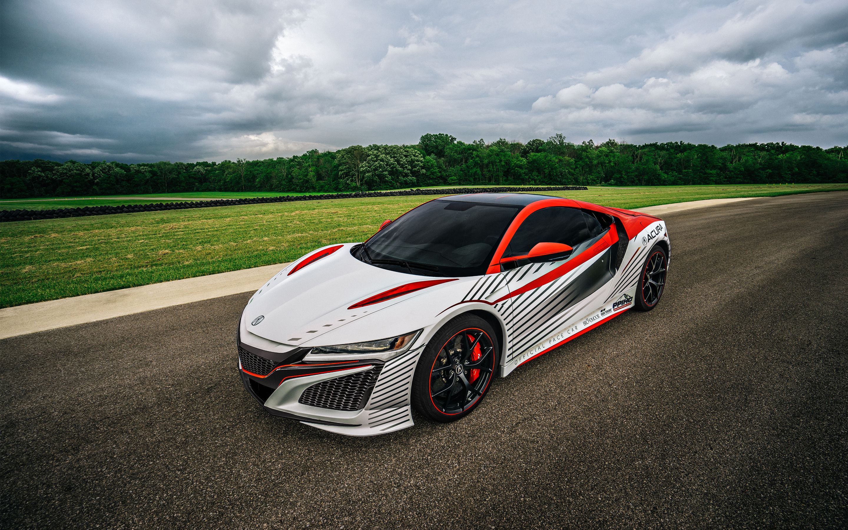 Acura NSX Wallpaper