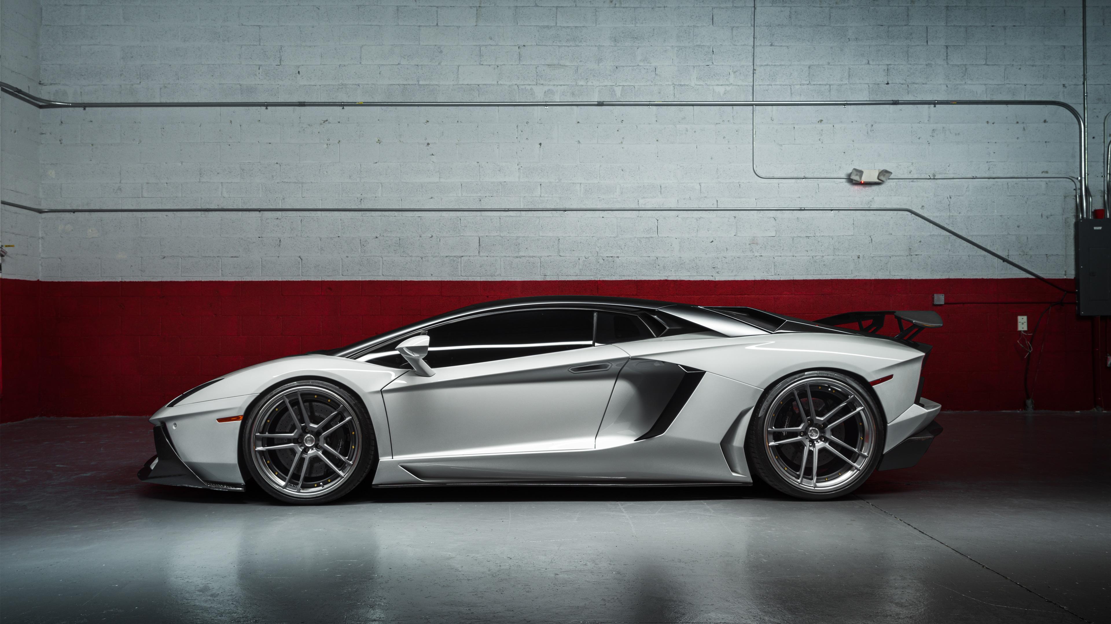 Adv1 Aventador Lamborghini Miami Wallpapers: ADV1 Lamborghini Aventador LP 4K Wallpaper