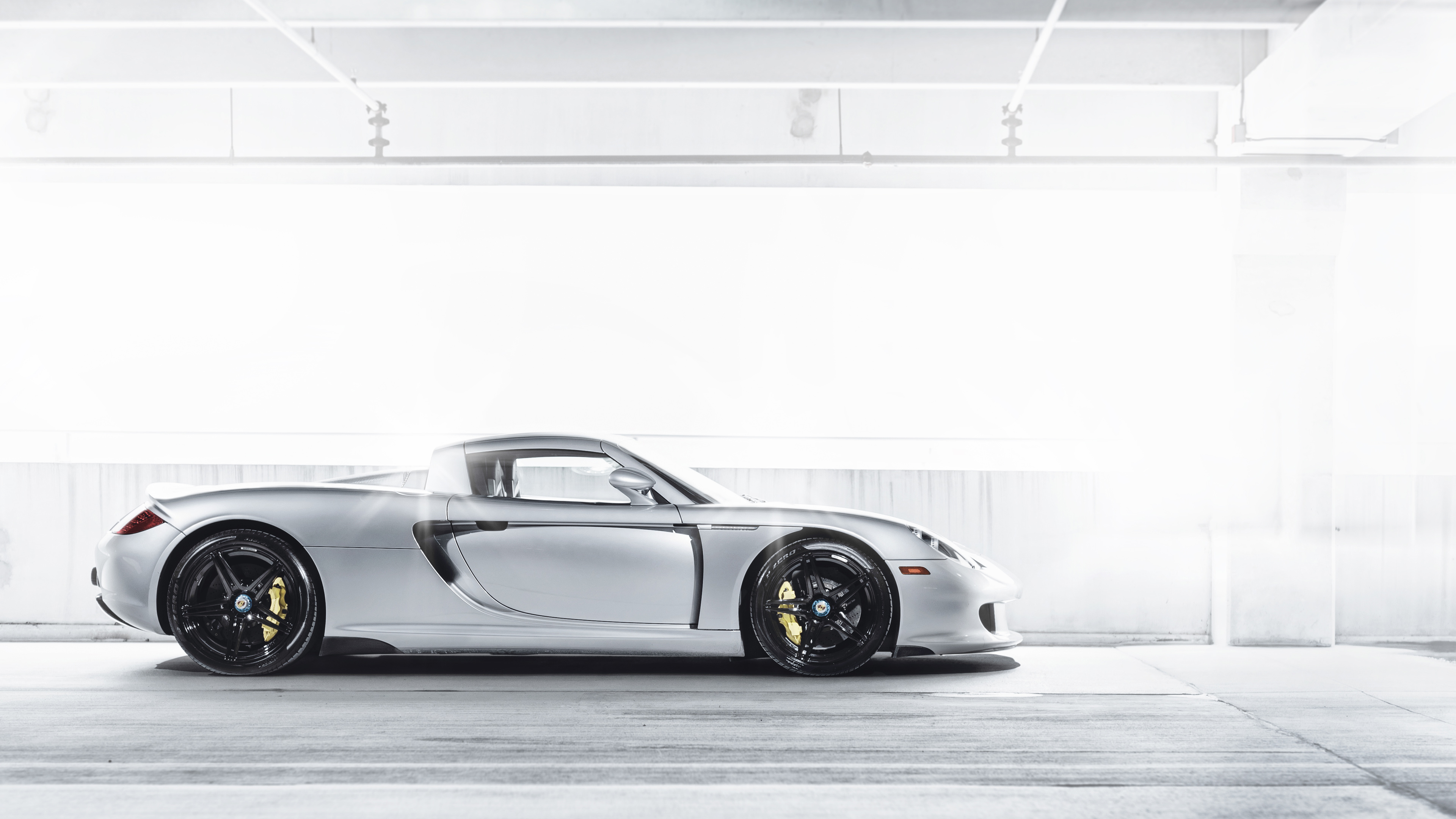 ADV1 Porsche Carrera GT Wallpaper