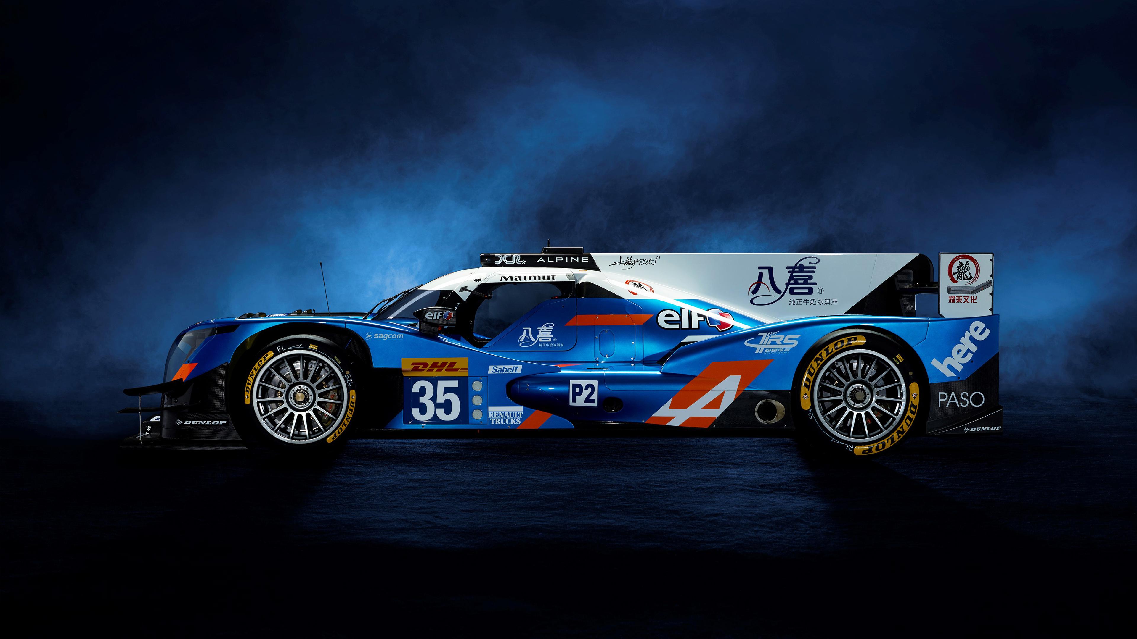 Alpine A460 Race Car 4k Wallpaper Hd Car Wallpapers Id 7230
