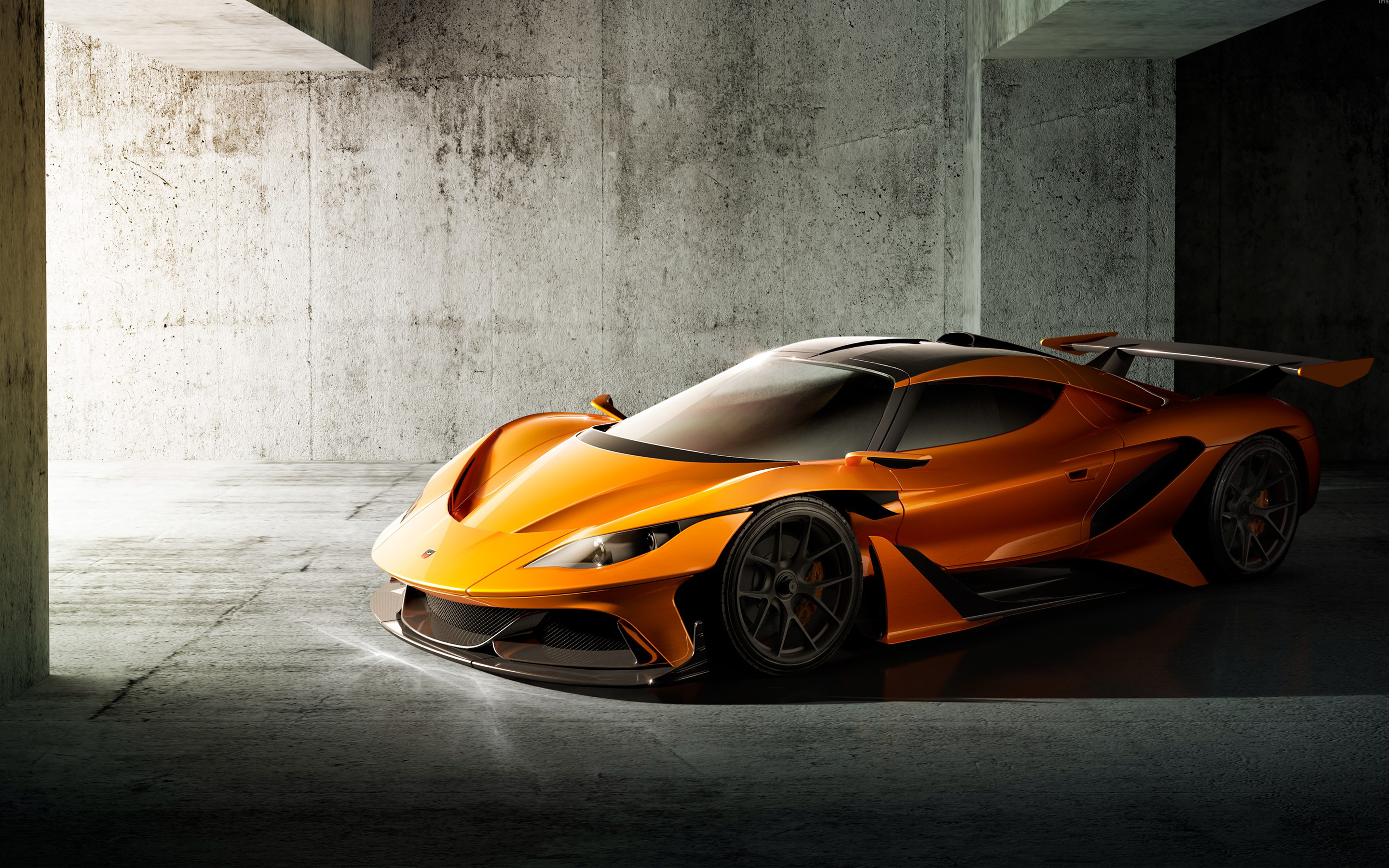 Apollo arrow geneva auto show 2016 4k wallpaper hd car - Wallpaper hd 4k car ...