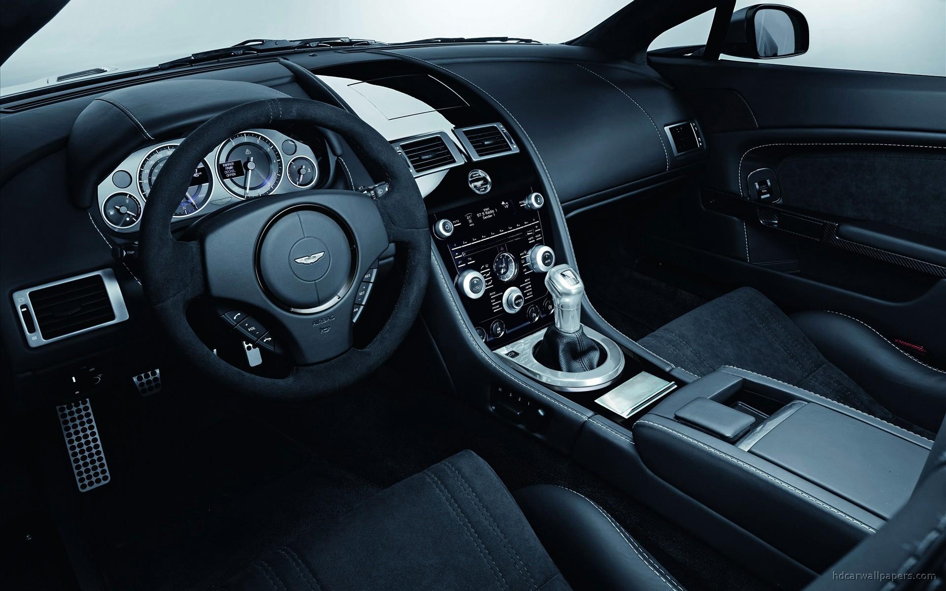 Aston Martin Carbon Black Special Editions Interior Wallpaper Hd Car Wallpapers Id 56