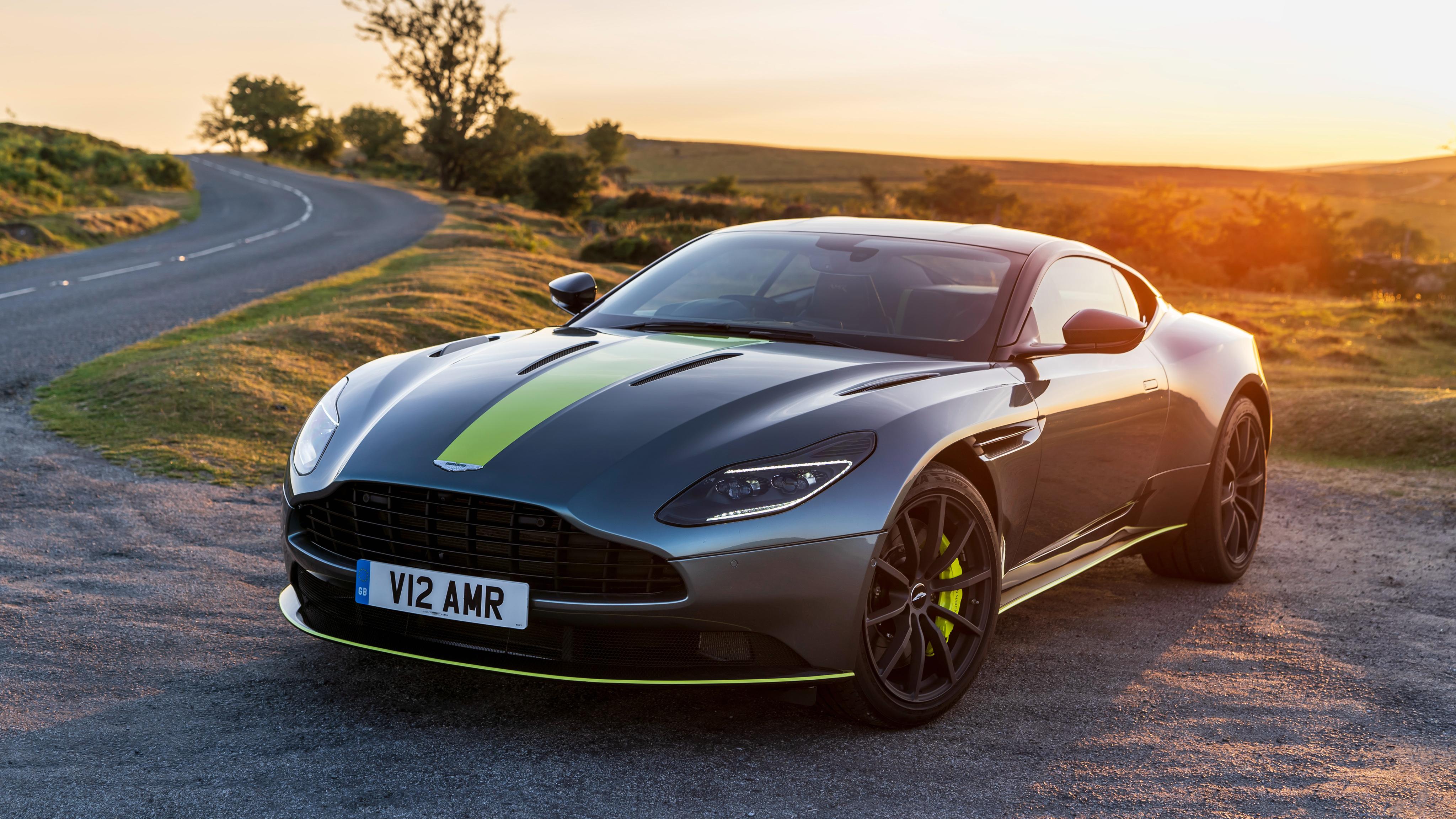 Aston Martin Db11 Amr Signature Edition 2018 4k Wallpaper