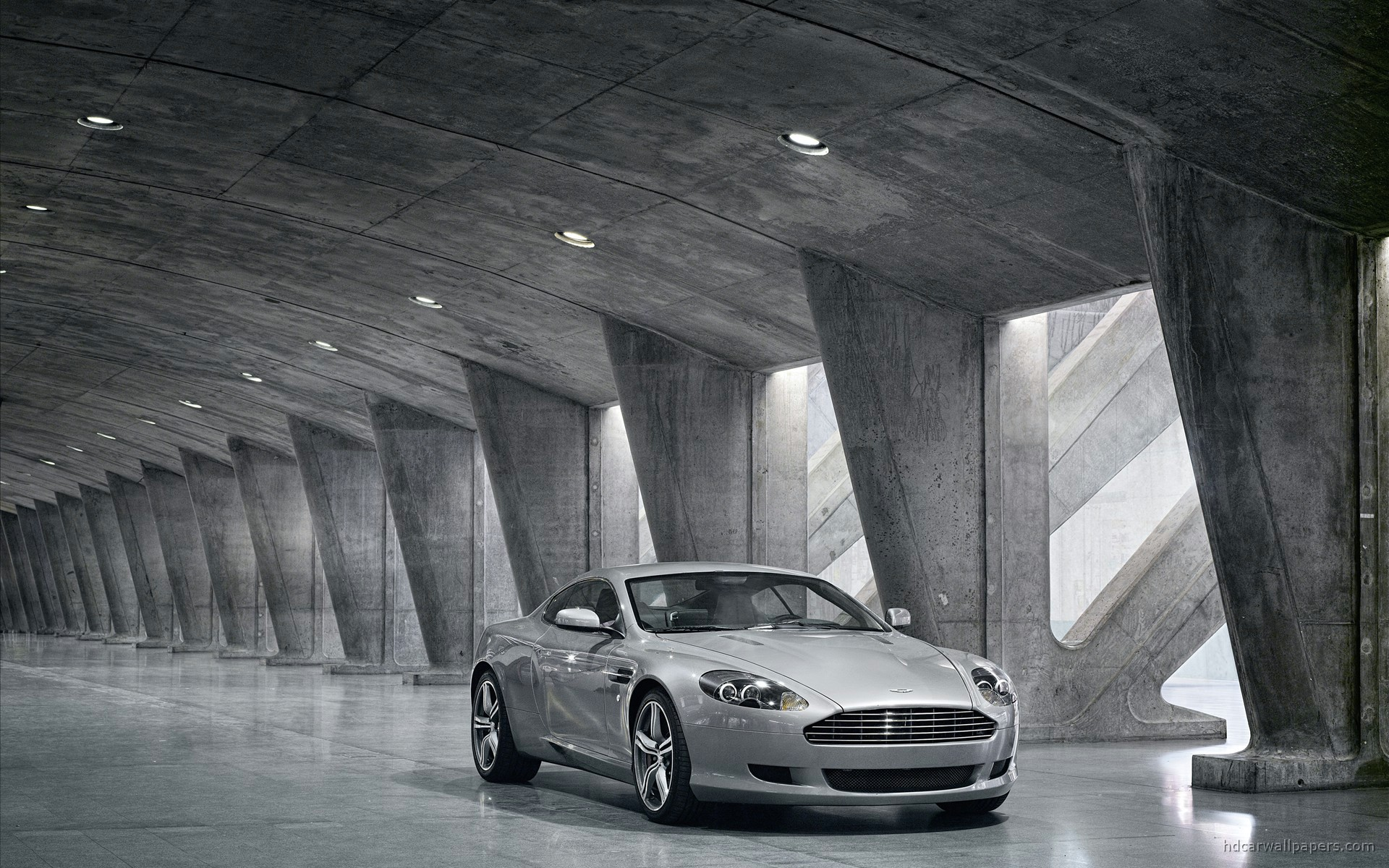 Aston Martin Db9 Wallpaper Black Hd