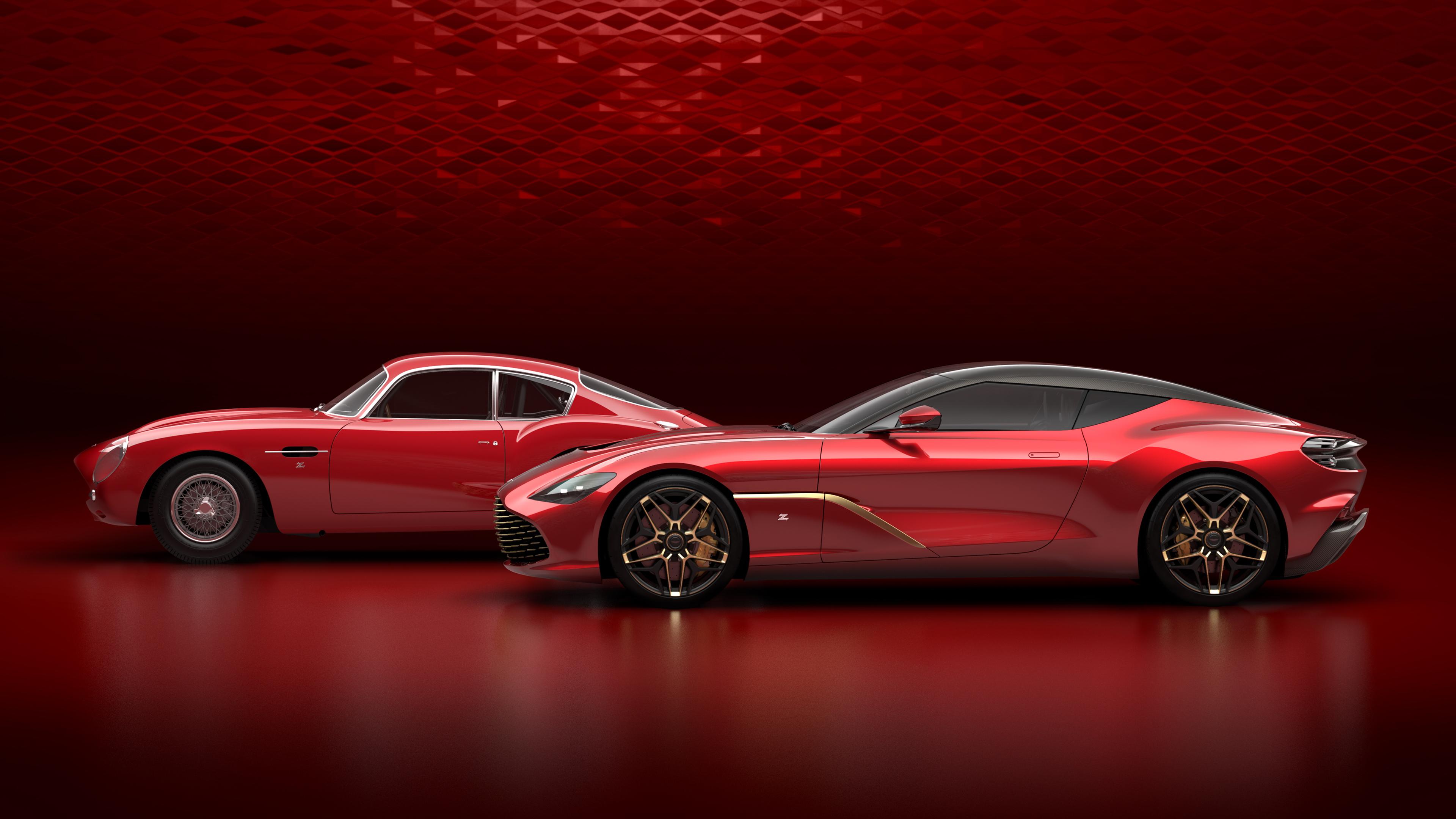 Aston Martin Dbs Gt Zagato 2019 4k 3 Wallpaper Hd Car Wallpapers Id 12900