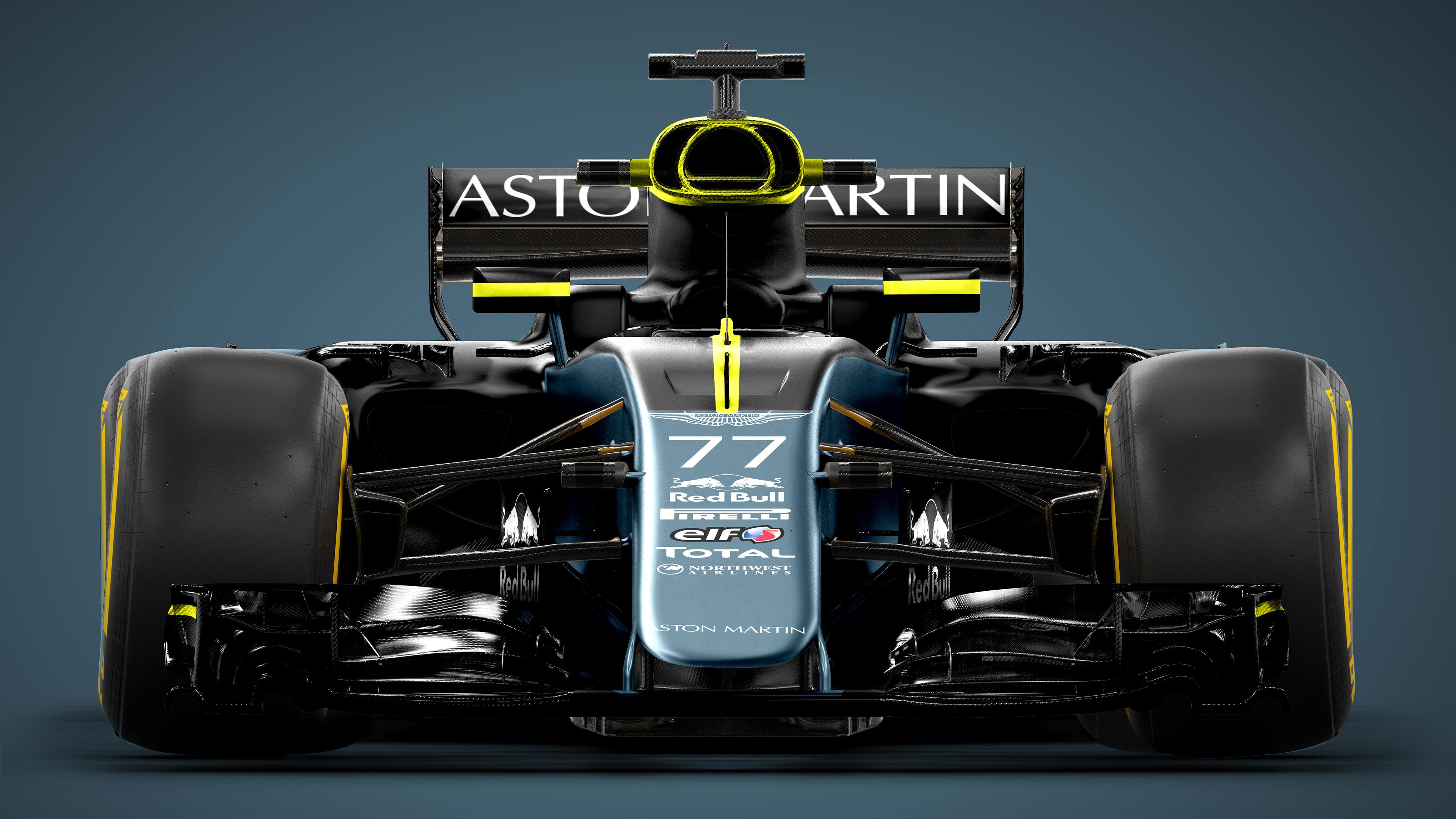 Aston Martin F1 4k Wallpaper Hd Car Wallpapers Id 8113