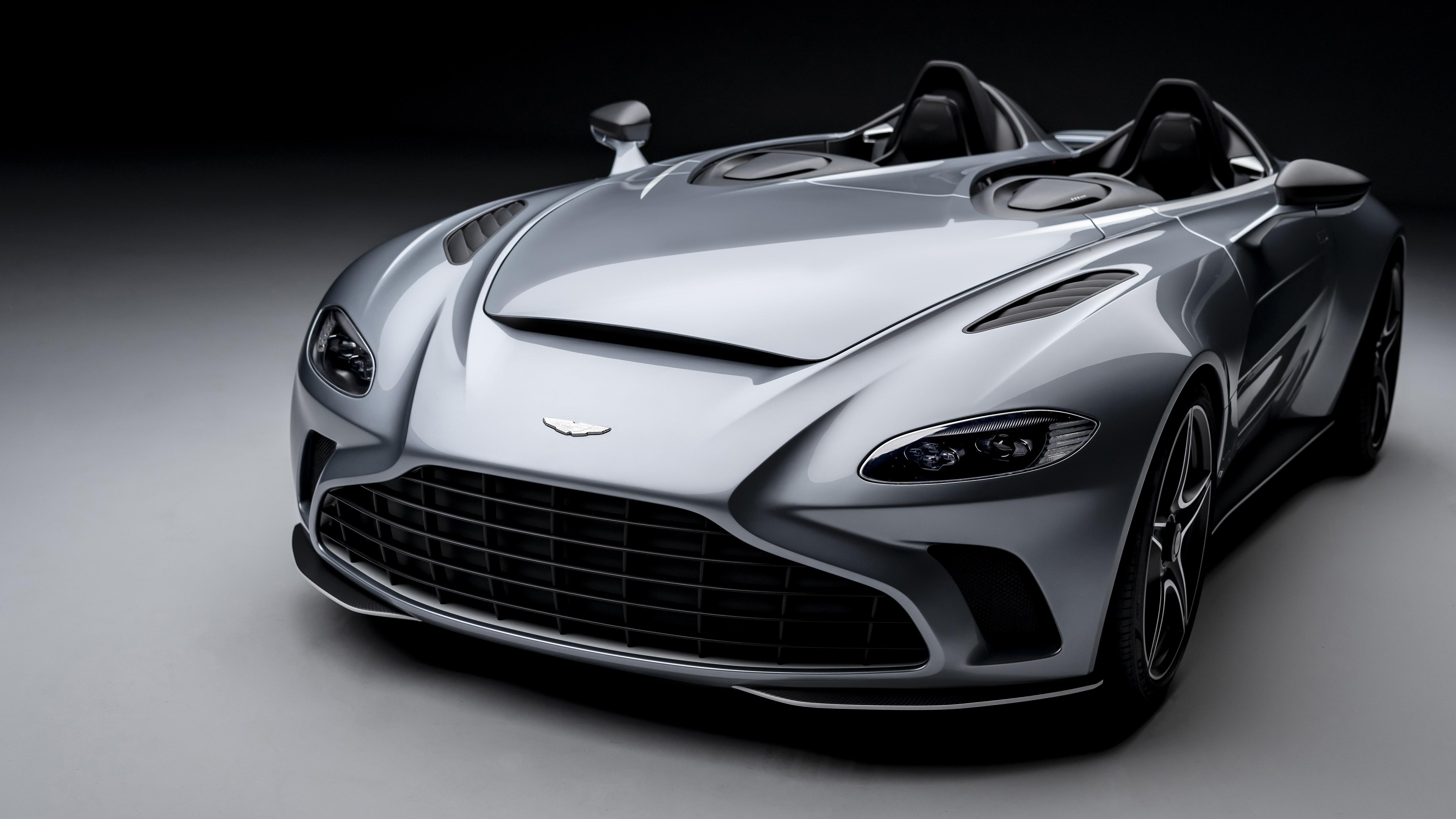 Aston Martin V12 Speedster Wallpaper Supercars Gallery