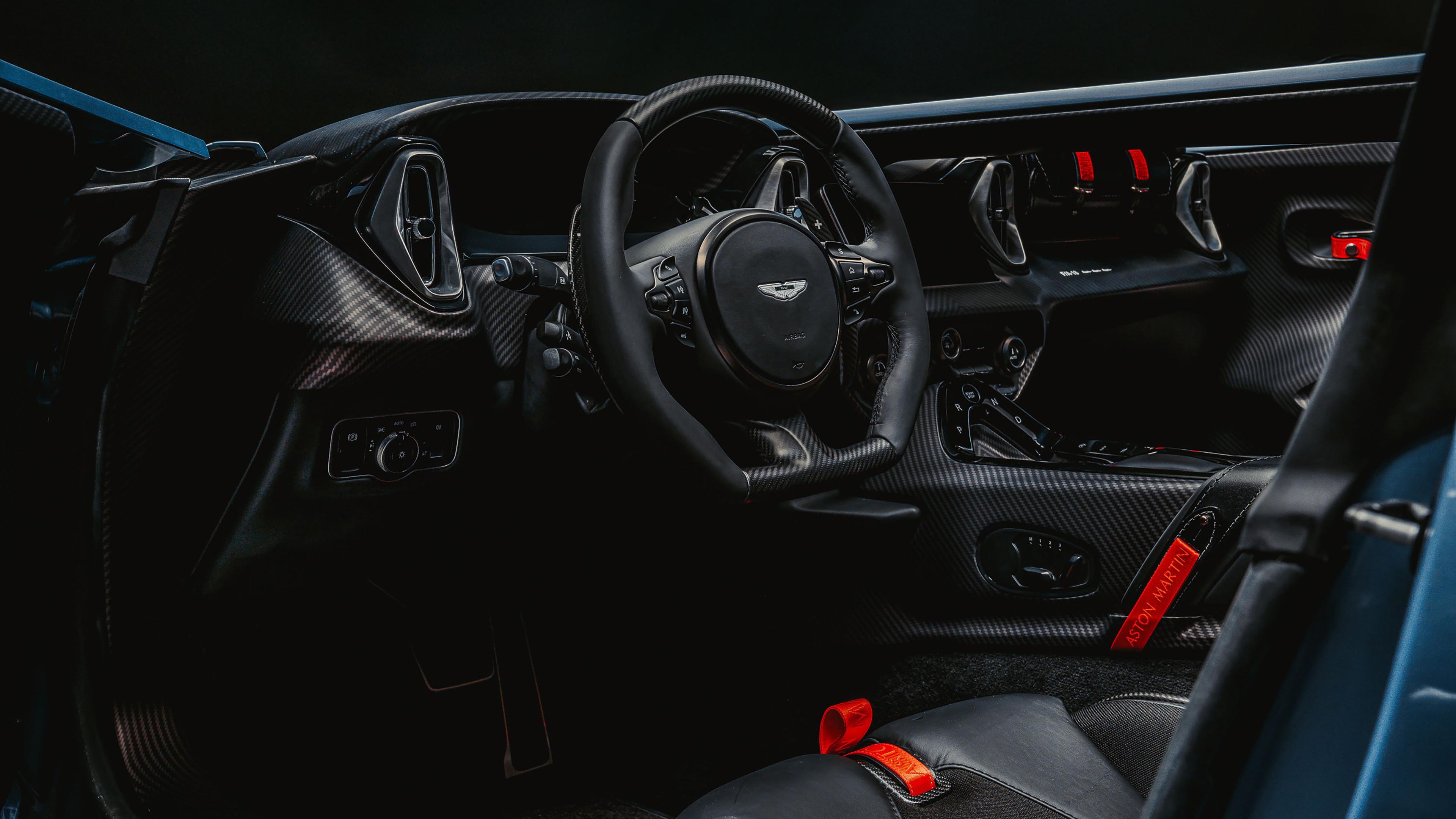 Aston Martin V12 Speedster 2020 Interior Wallpaper Hd Car Wallpapers Id 14562