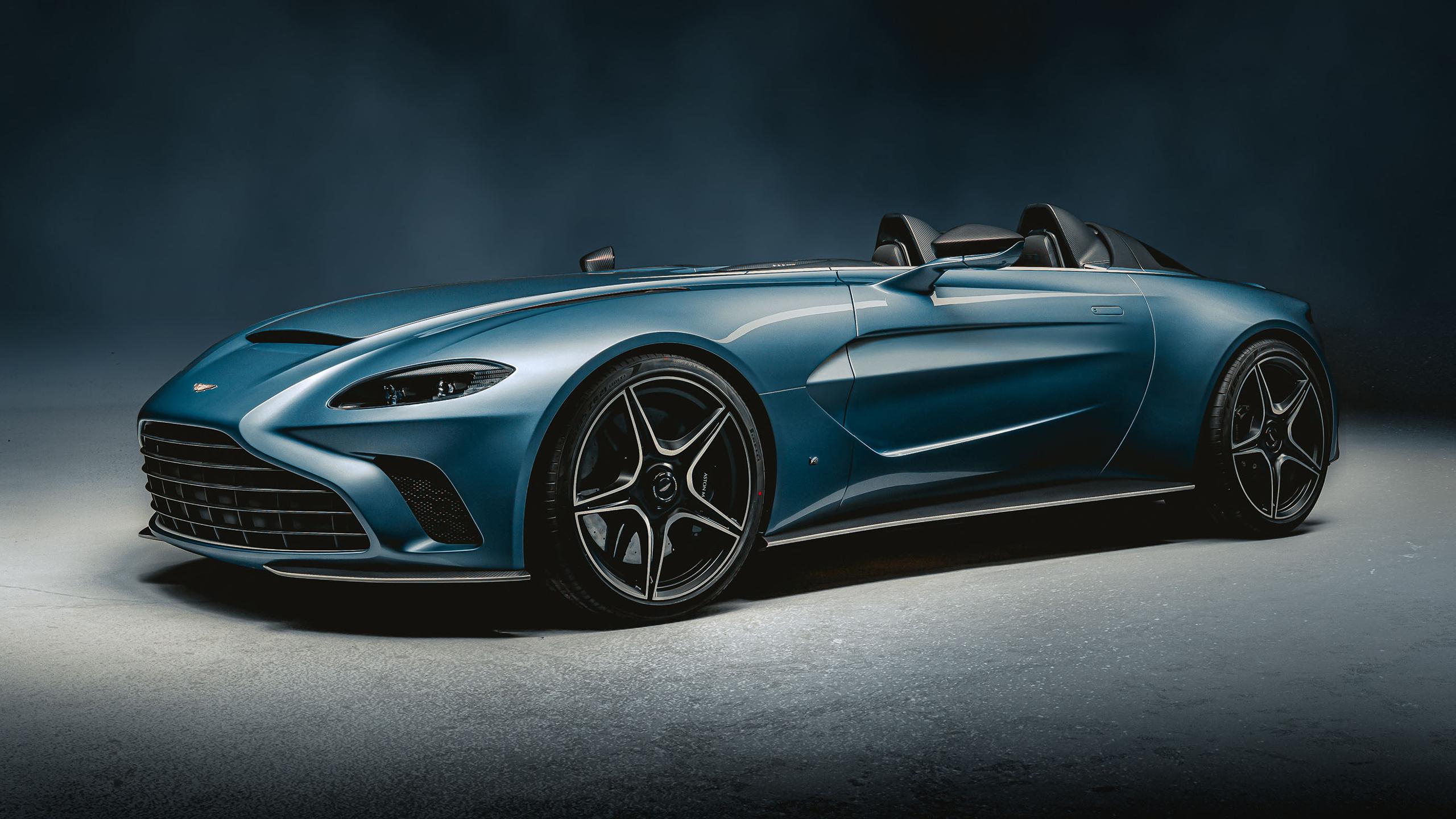 Aston Martin V12 Speedster 2020 Wallpaper Hd Car Wallpapers Id 14657