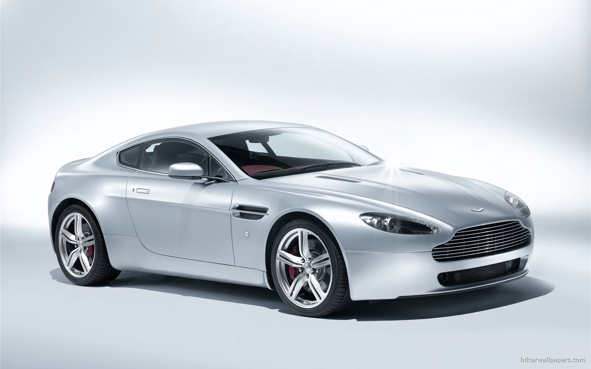 aston martin v8 vantage coupe 2009 wallpaper hd car wallpapers id 50. Black Bedroom Furniture Sets. Home Design Ideas