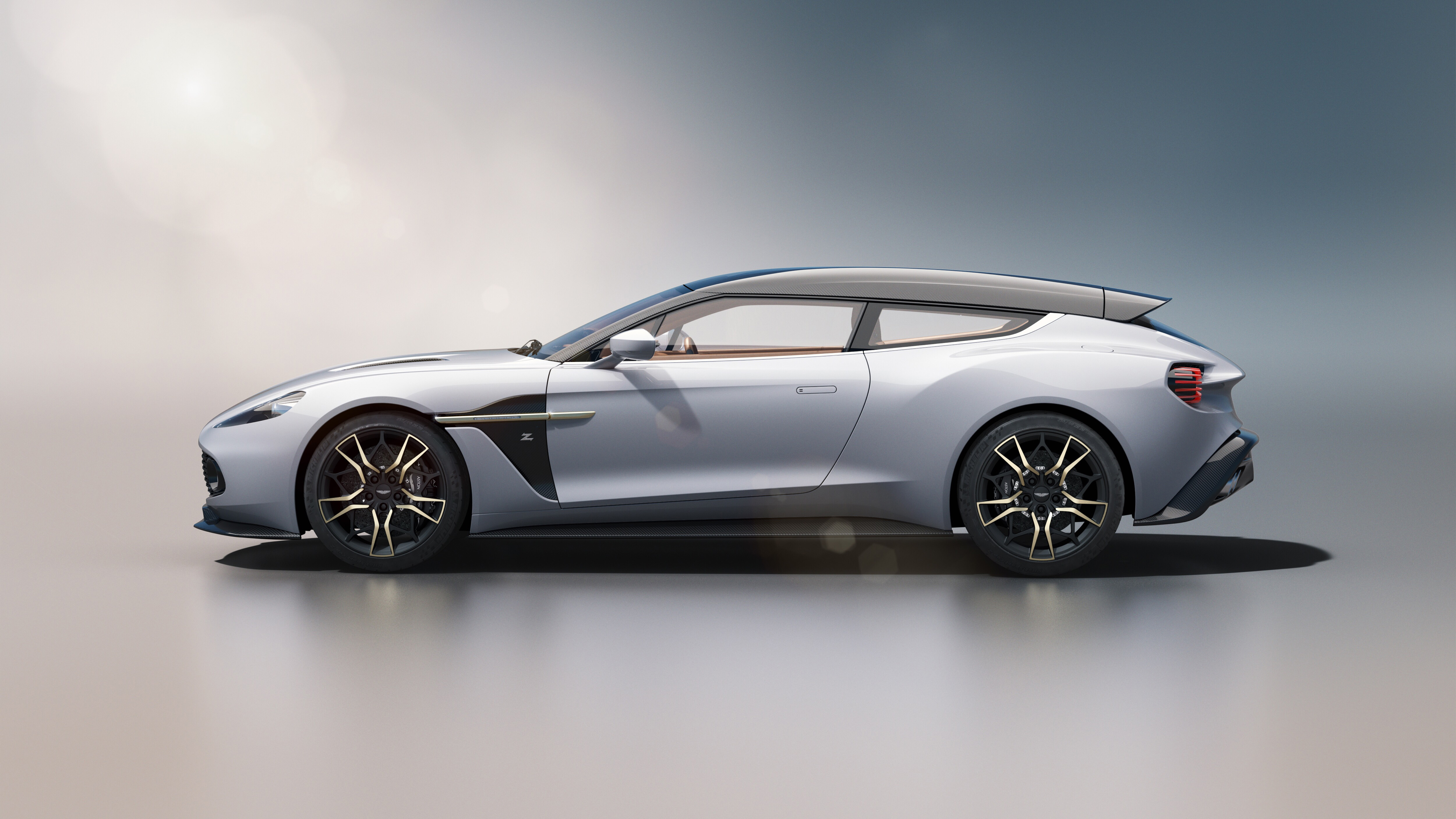 Aston Martin Vanquish Zagato Shooting Brake 2019 4k Wallpaper Hd Car Wallpapers Id 11674