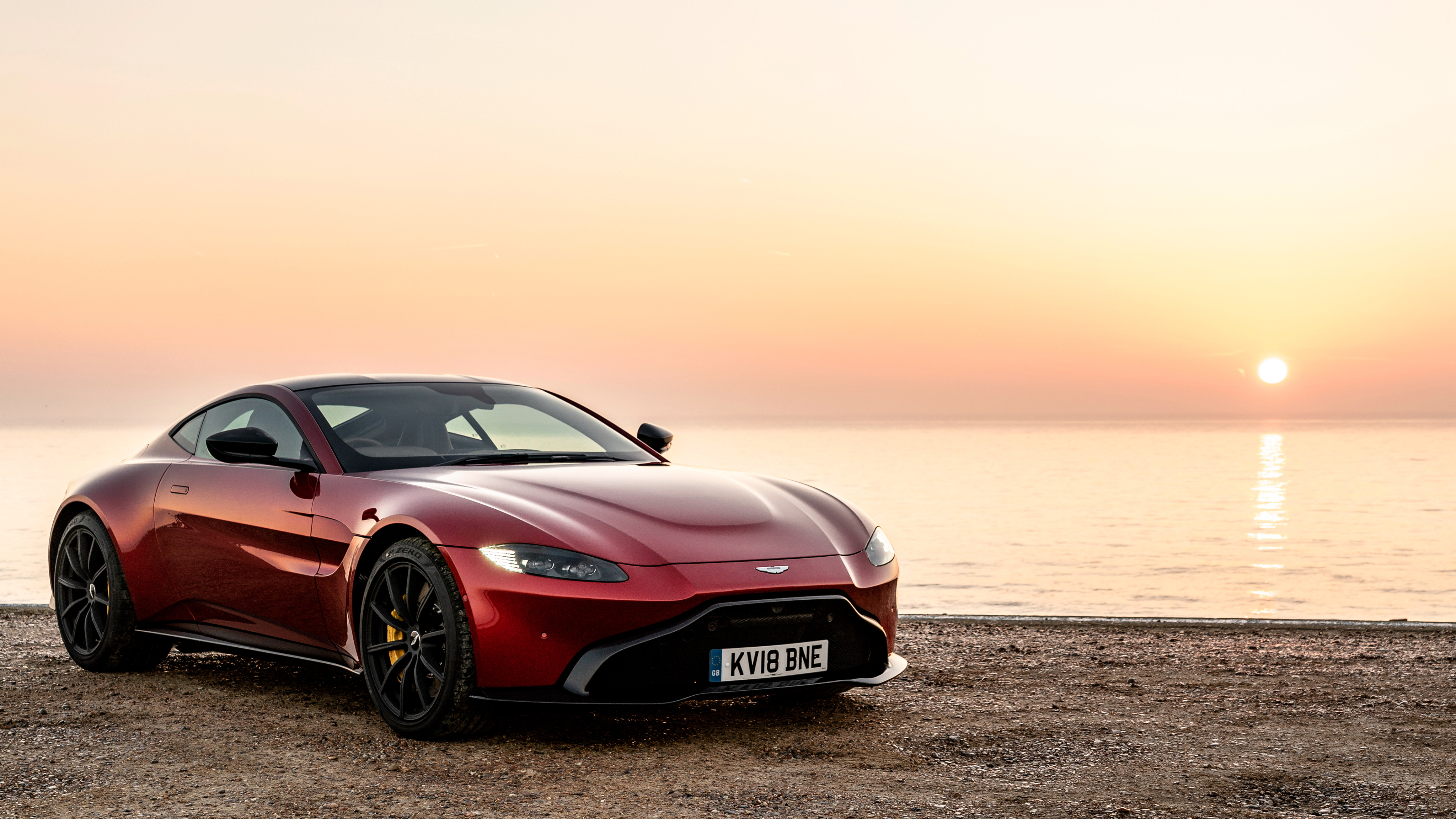 Aston Martin Vantage 2019 4k Wallpaper Hd Car Wallpapers Id 11744