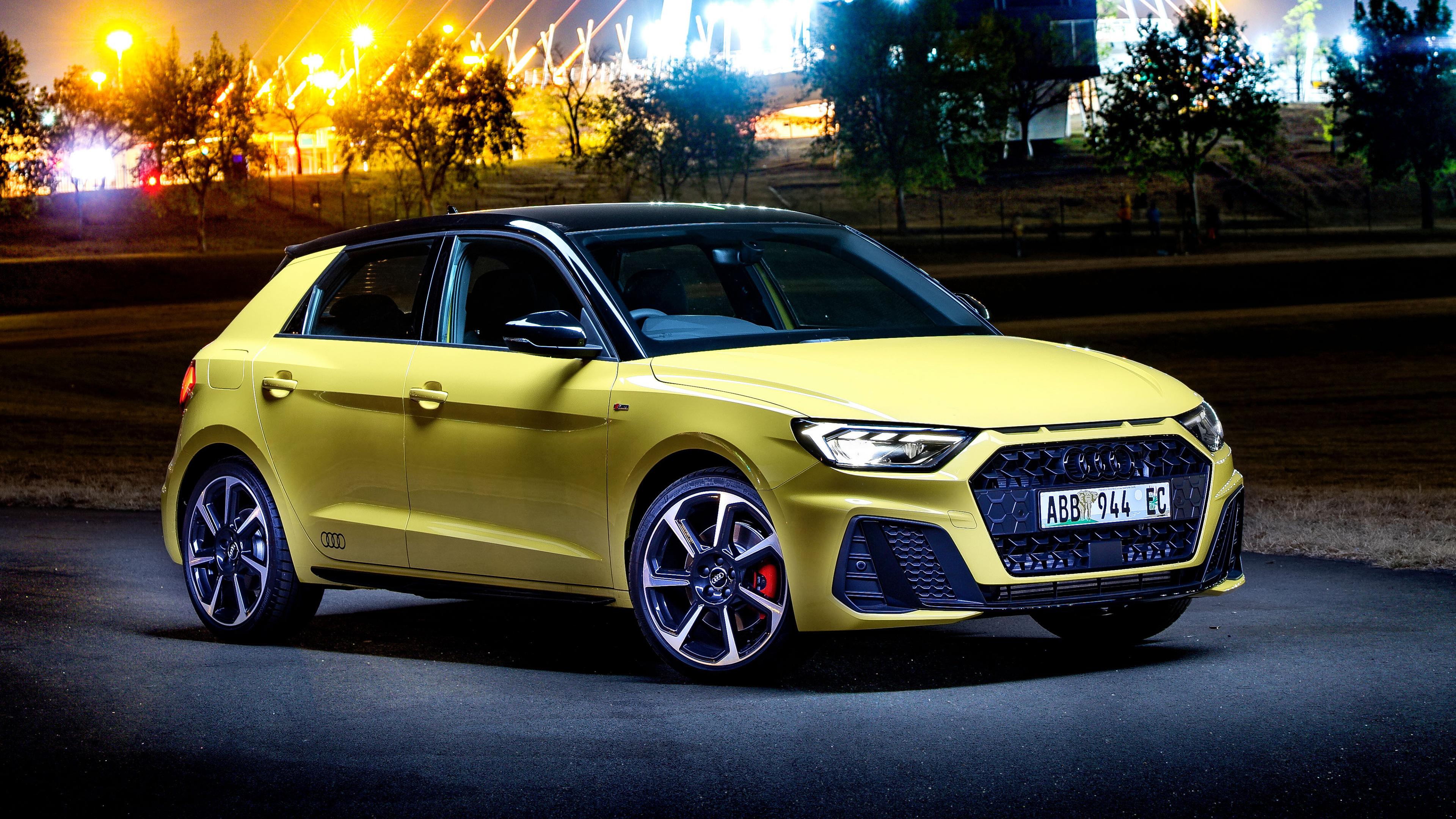 Audi A1 Sportback 40 TFSI S line edition one 2019 4K ...
