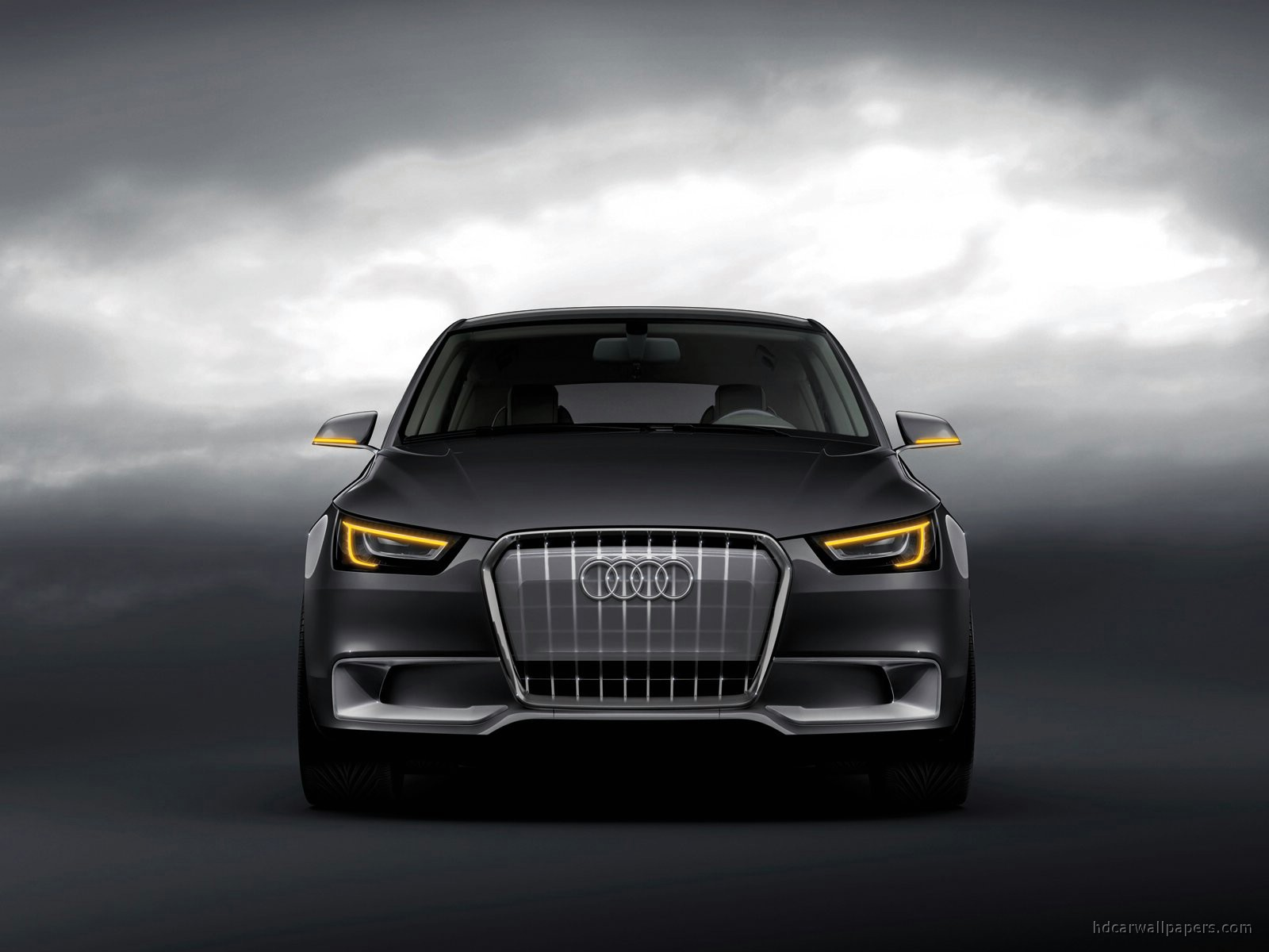 audi a1 sportback concept 2 wallpaper hd car wallpapers id 124. Black Bedroom Furniture Sets. Home Design Ideas