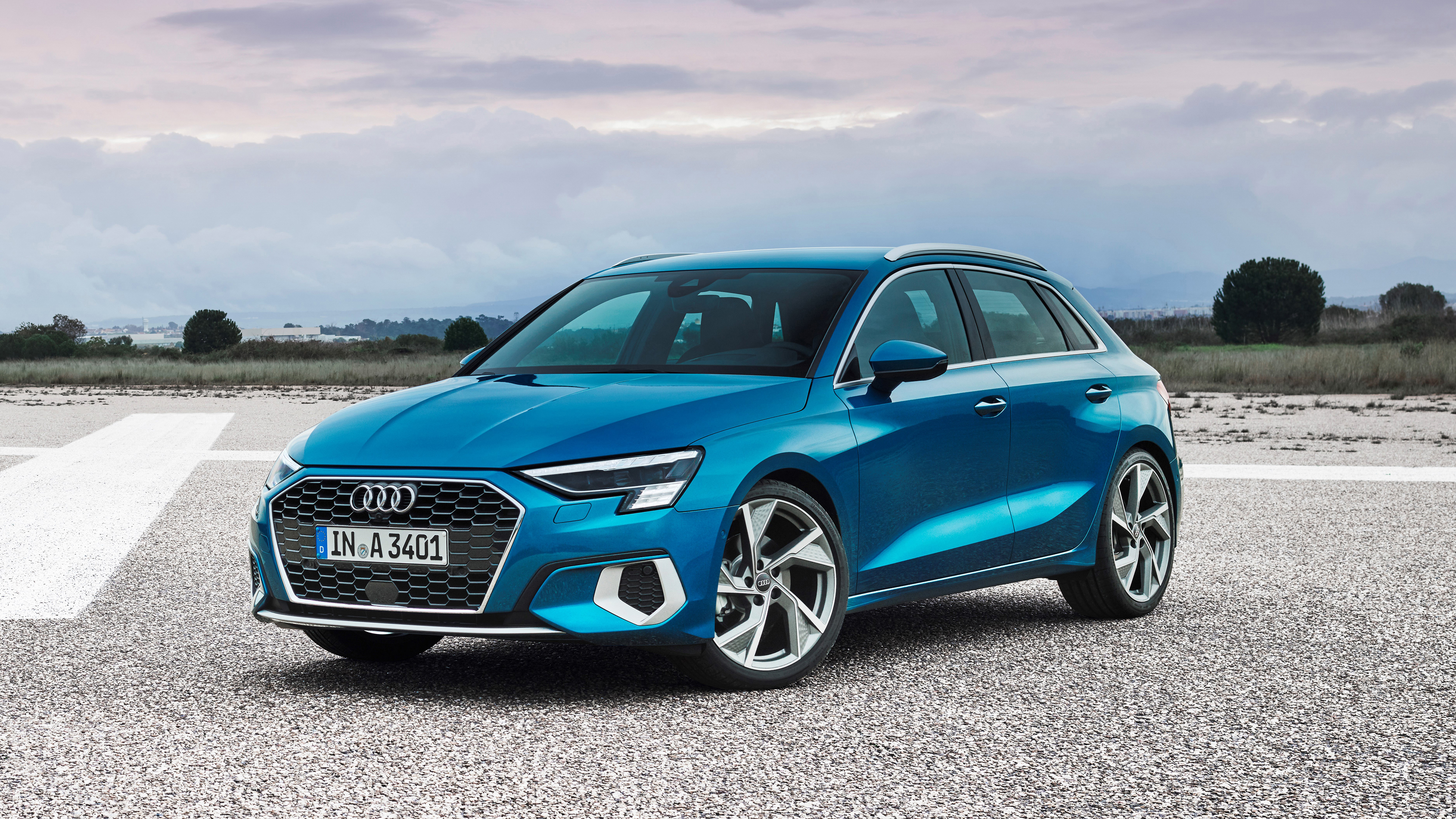 Audi A3 Sportback 35 Tfsi 2020 5k Wallpaper Hd Car Wallpapers Id 14578