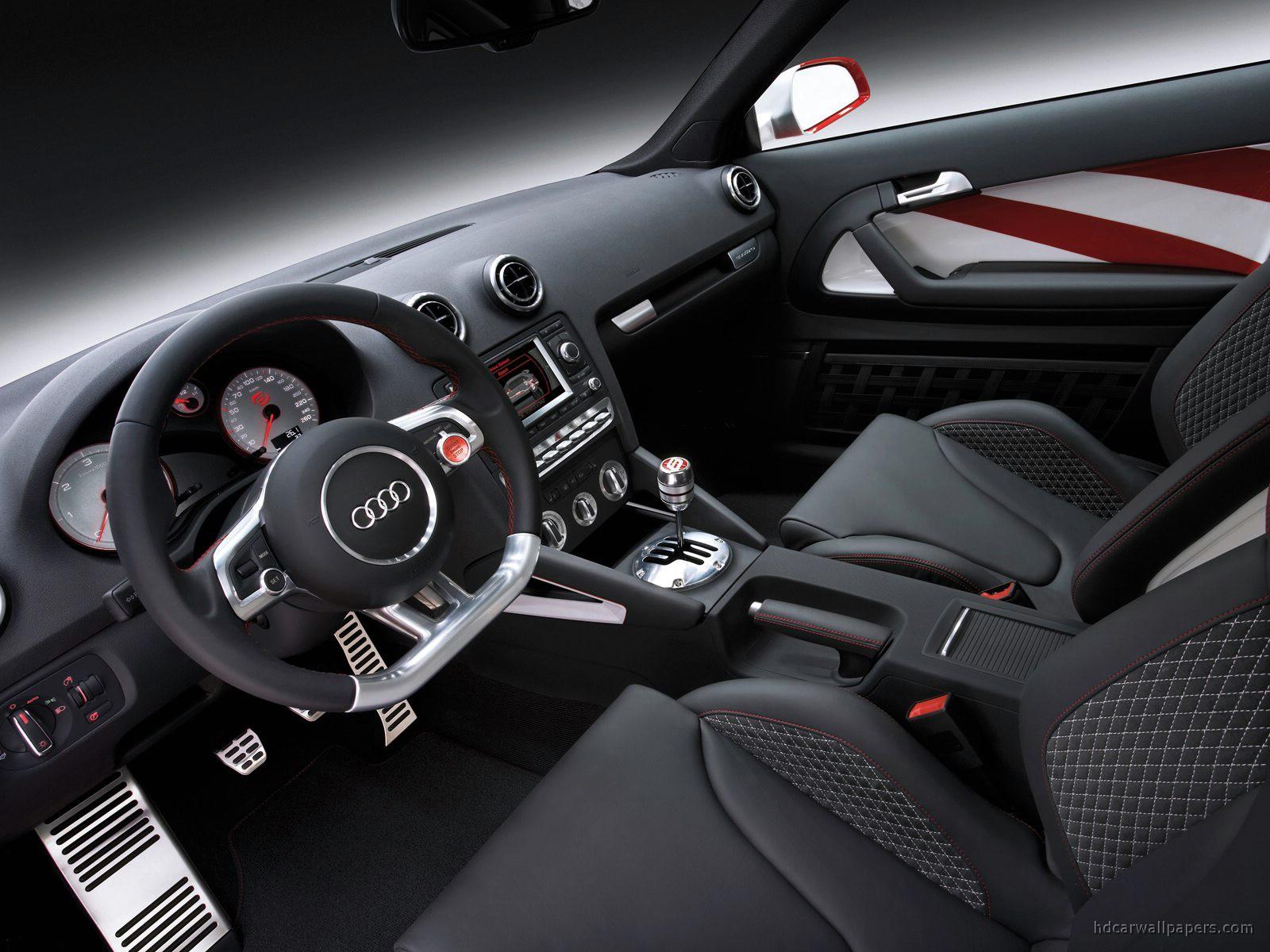 Audi a3 tdi clubsport quattro interior wallpaper hd car wallpapers